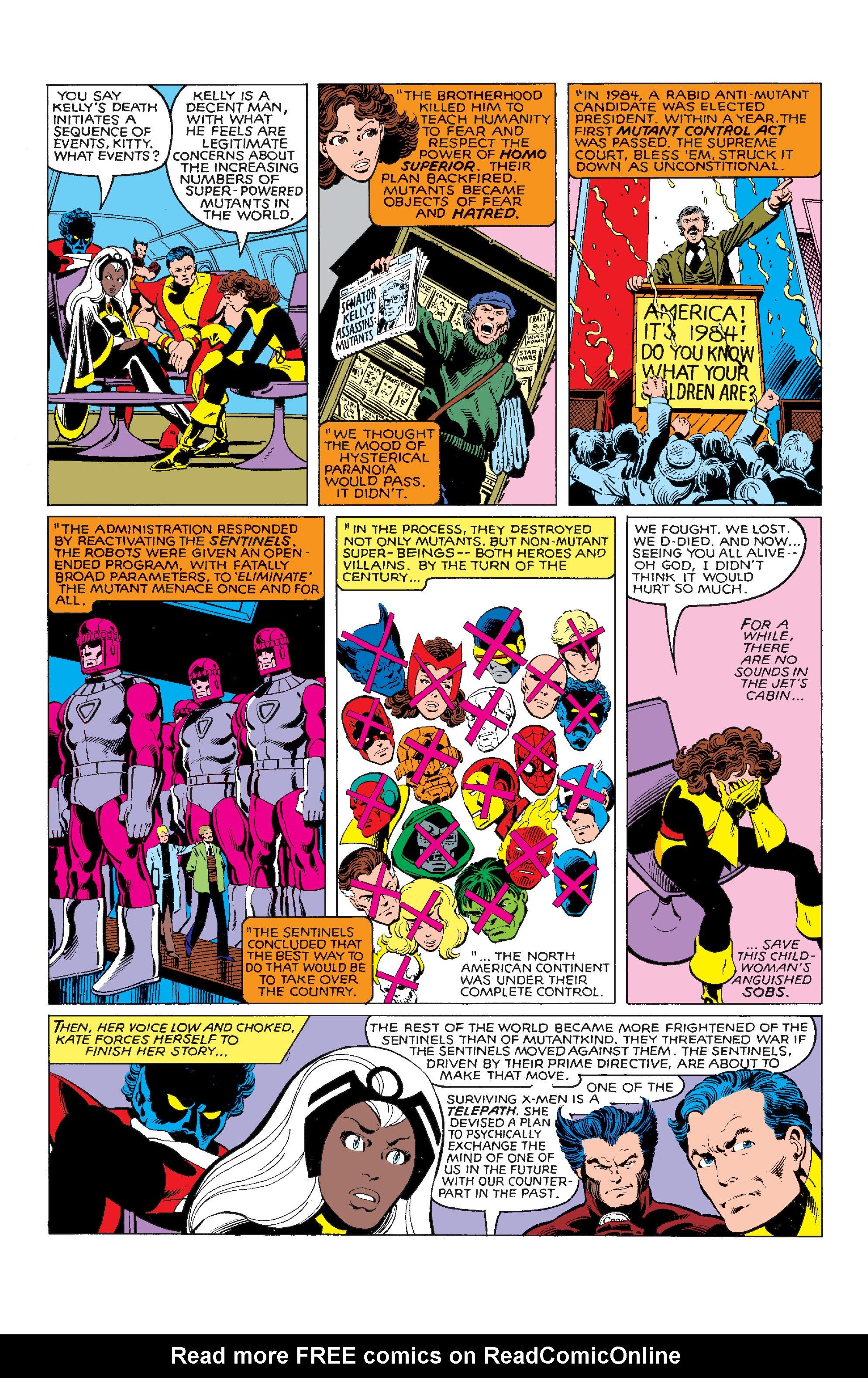 Uncanny X-Men (1963) 141 Page 14