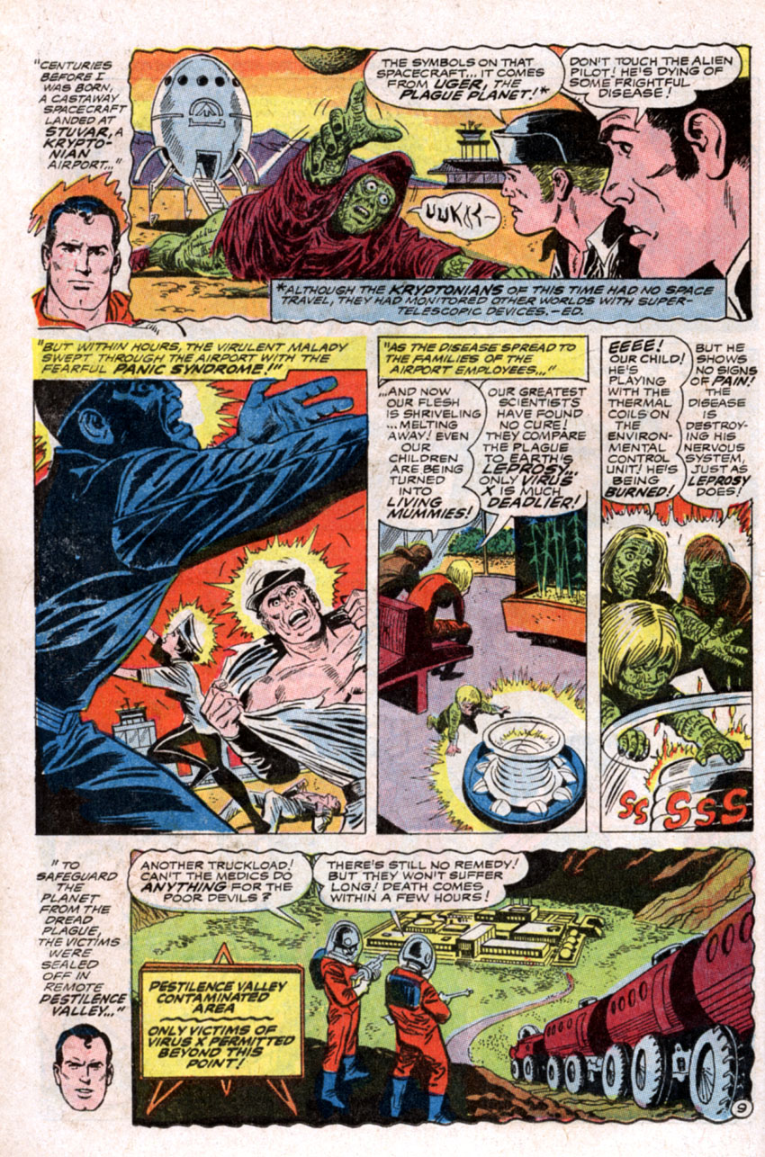 Read online Action Comics (1938) comic -  Issue #363 - 12