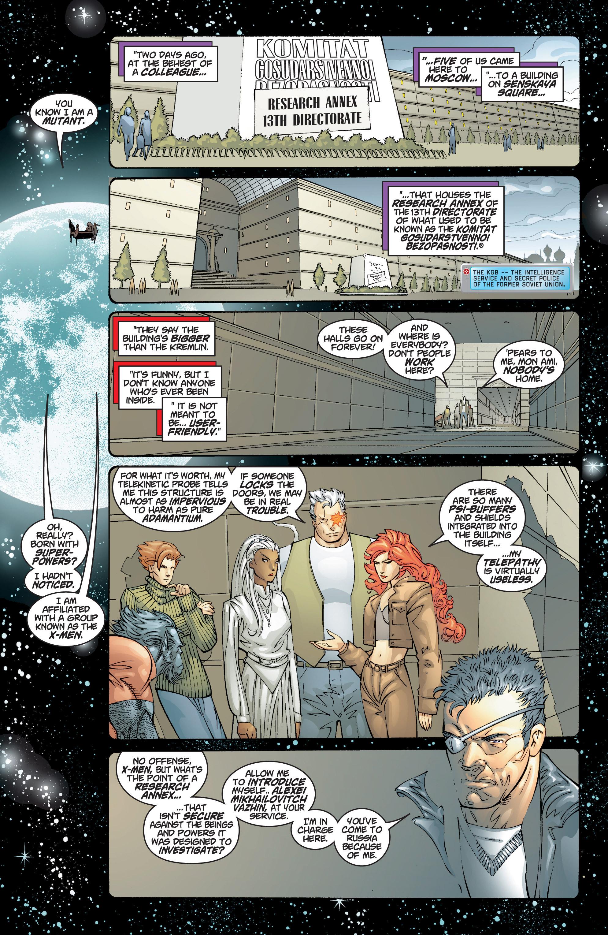 Read online Uncanny X-Men (1963) comic -  Issue #383 - 5