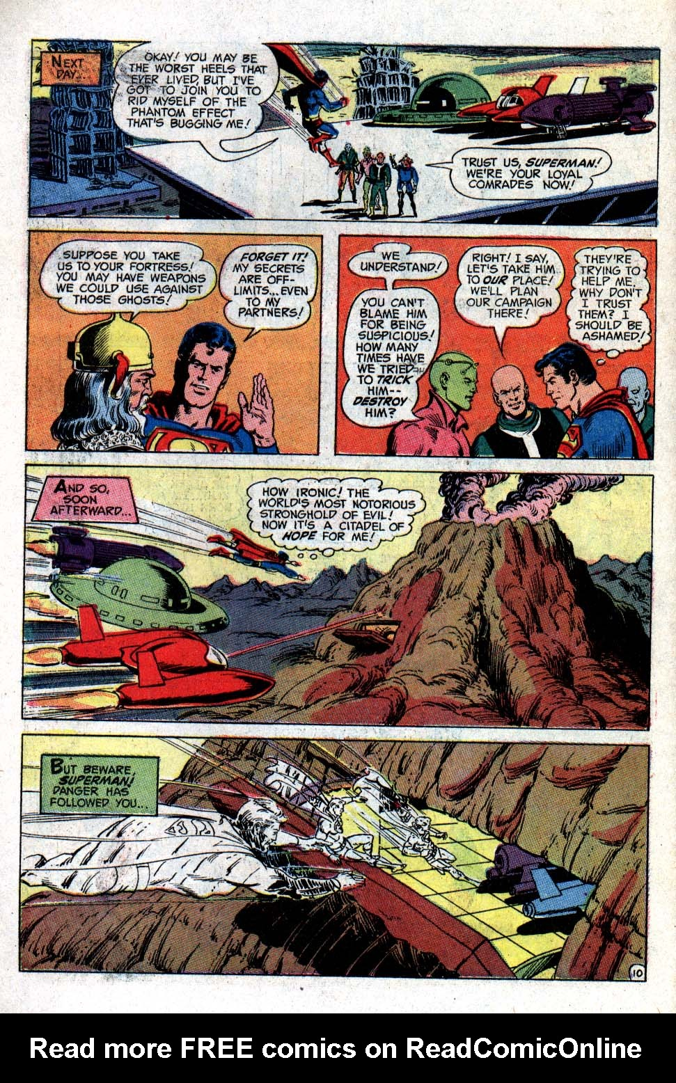 Read online Action Comics (1938) comic -  Issue #418 - 14