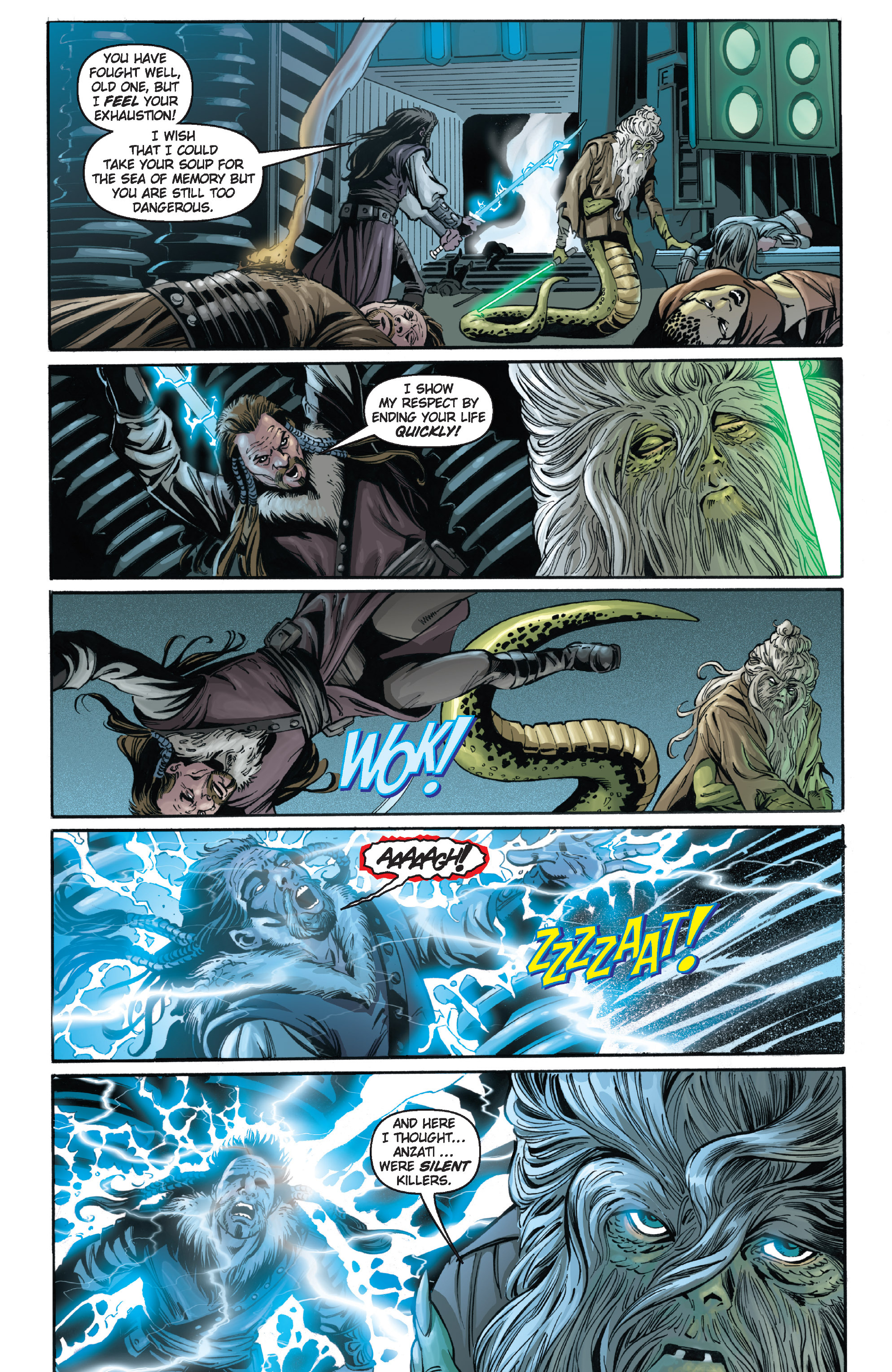Read online Star Wars Omnibus comic -  Issue # Vol. 26 - 297