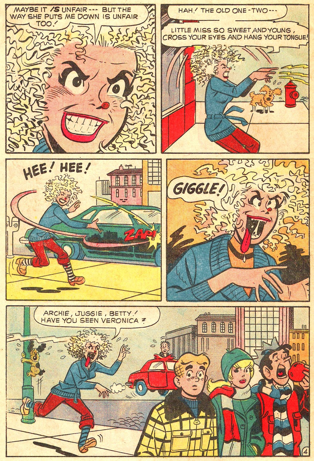 Sabrina The Teenage Witch (1971) Issue #17 #17 - English 16