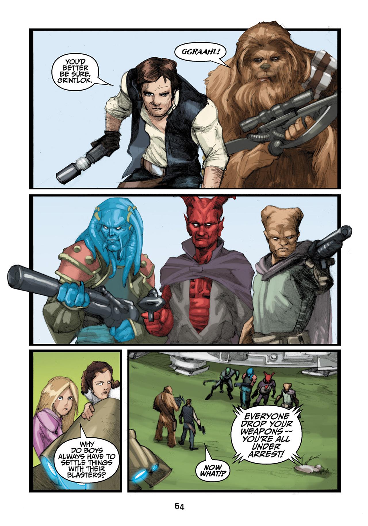 Read online Star Wars Omnibus comic -  Issue # Vol. 33 - 146