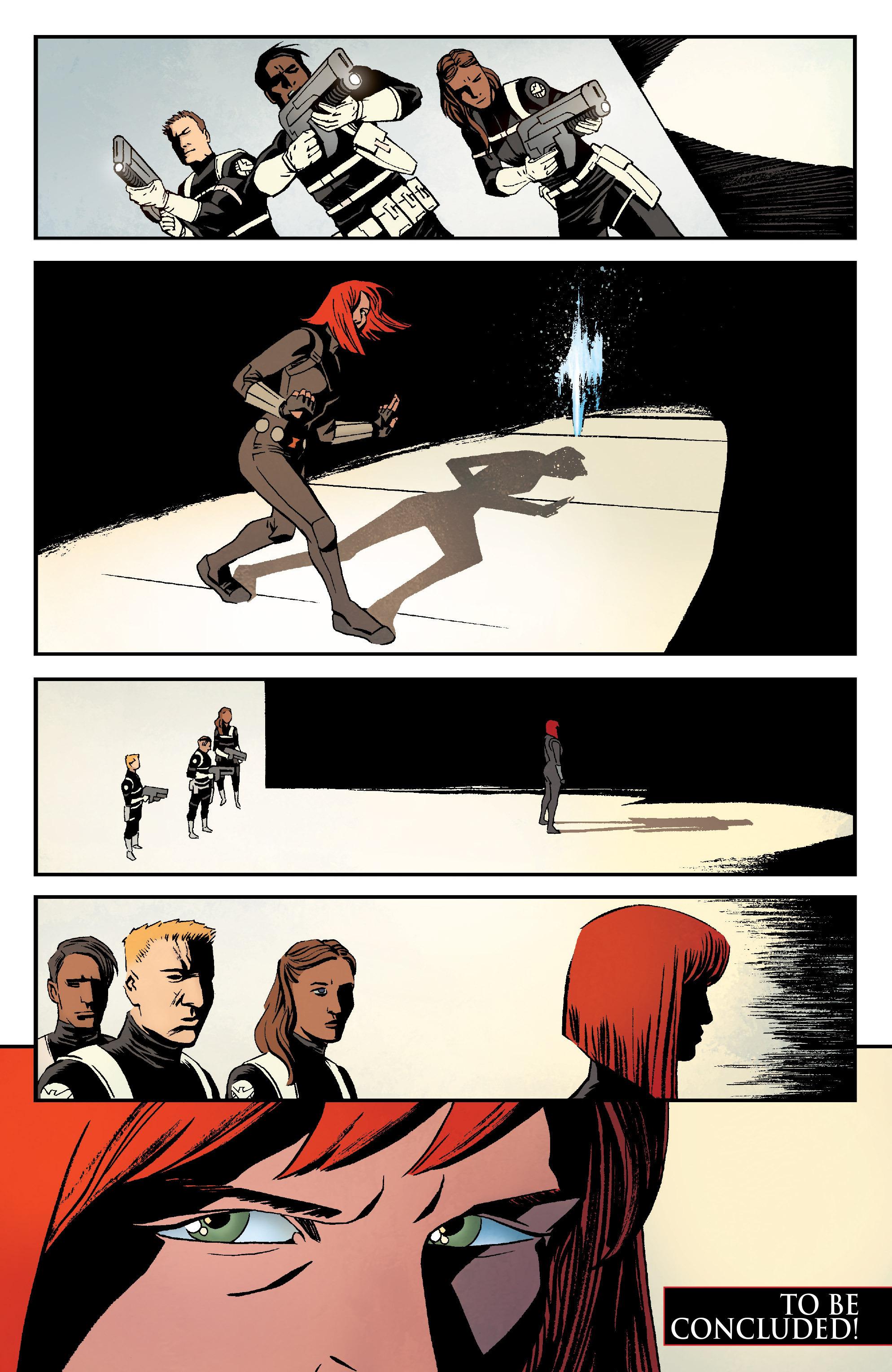 Read online Civil War II: Choosing Sides comic -  Issue #4 - 23