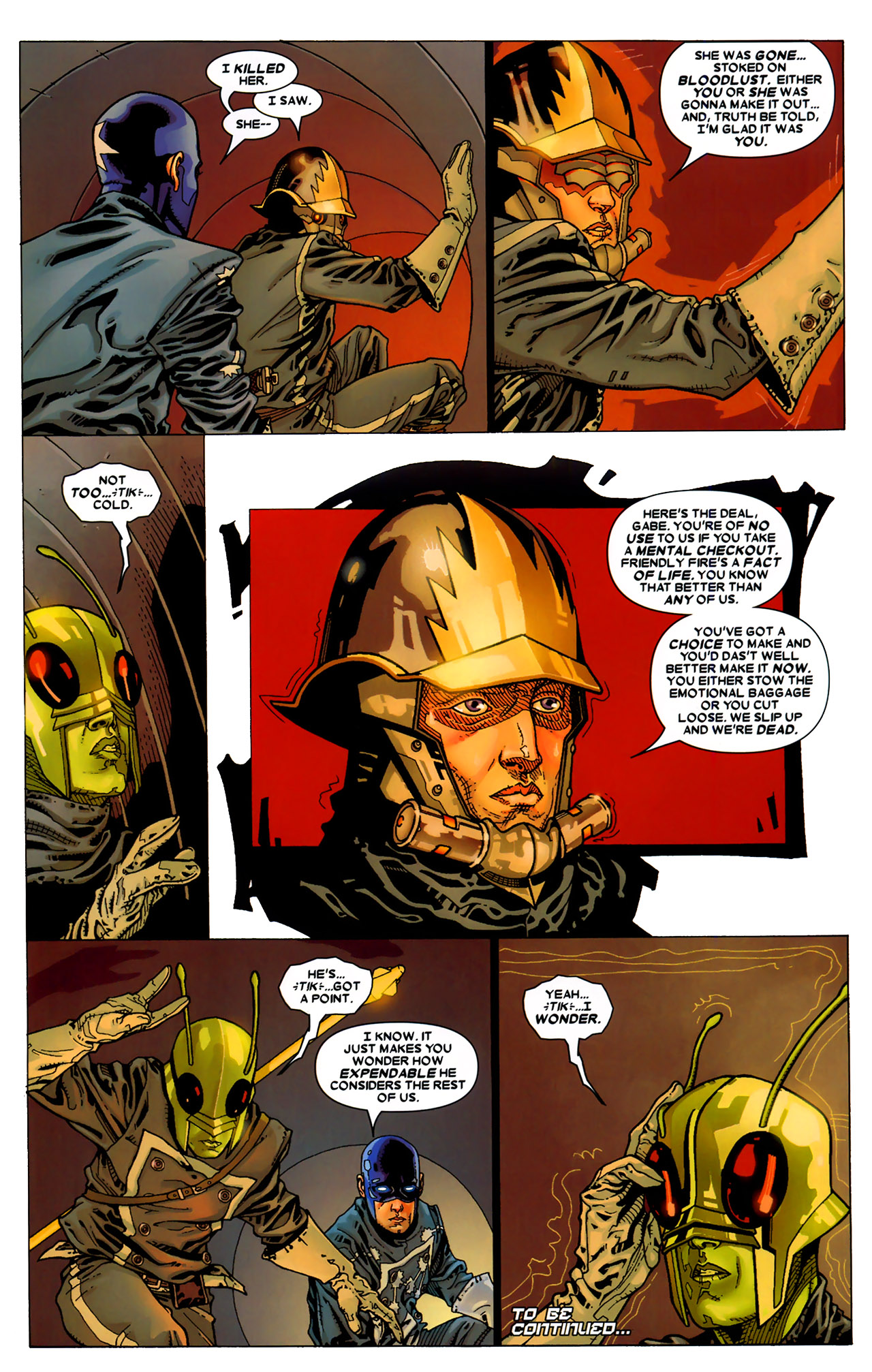Read online Annihilation: Conquest - Starlord comic -  Issue #2 - 24
