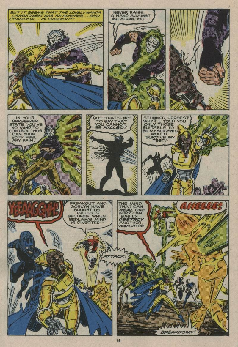 Read online Alpha Flight (1983) comic -  Issue #53 - 19