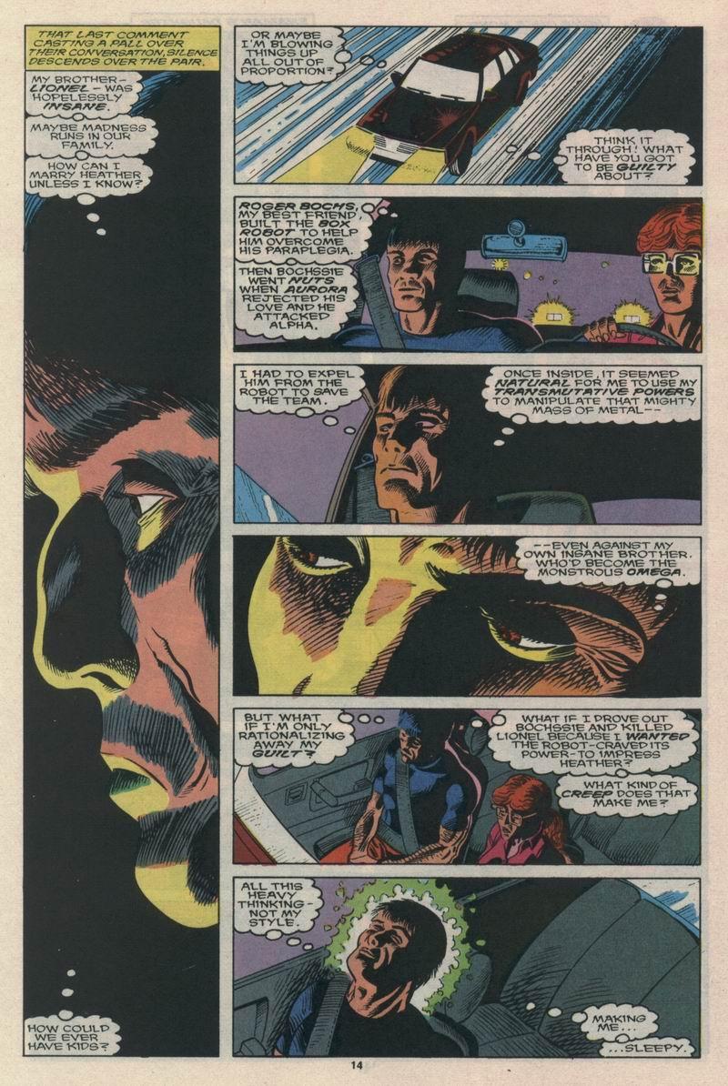 Read online Alpha Flight (1983) comic -  Issue #65 - 16