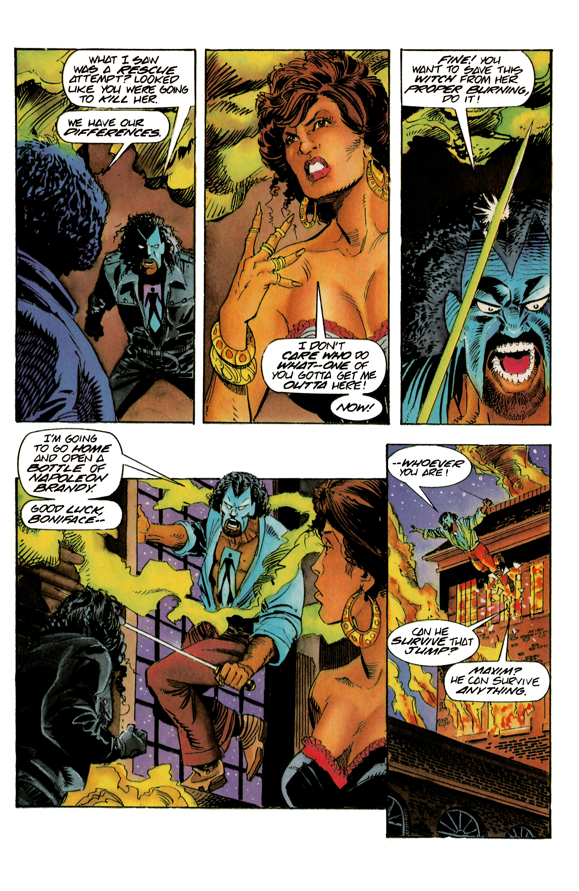 Read online Shadowman (1992) comic -  Issue #23 - 4