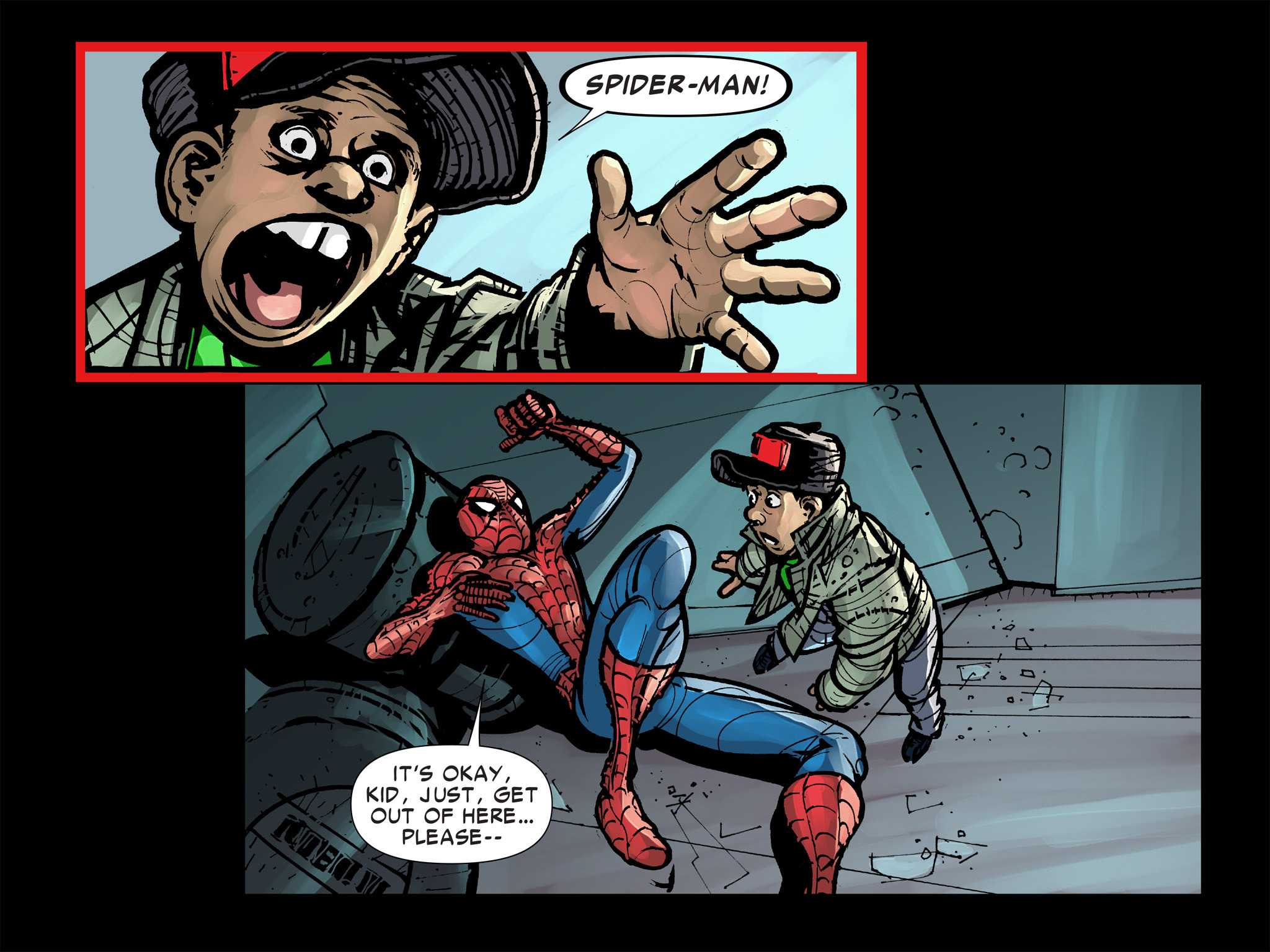 Read online Amazing Spider-Man: Who Am I? comic -  Issue # Full (Part 3) - 62