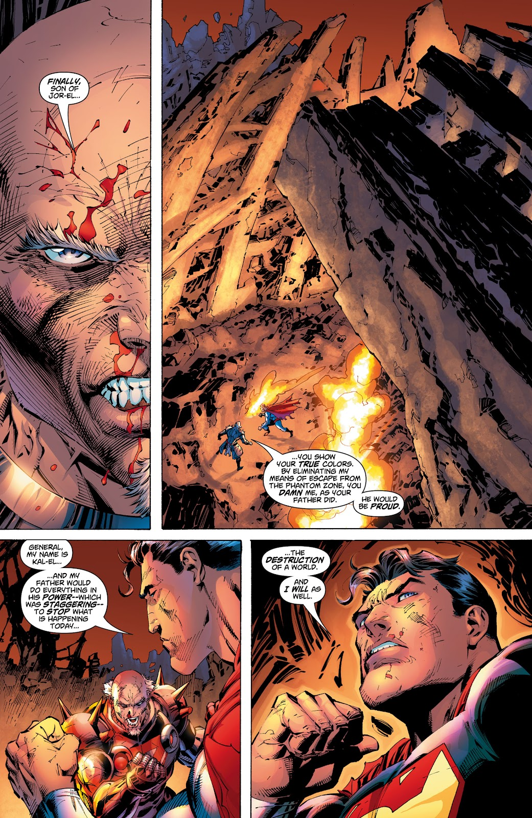 Read online Superman: For Tomorrow comic -  Issue # TPB (Part 3) - 83