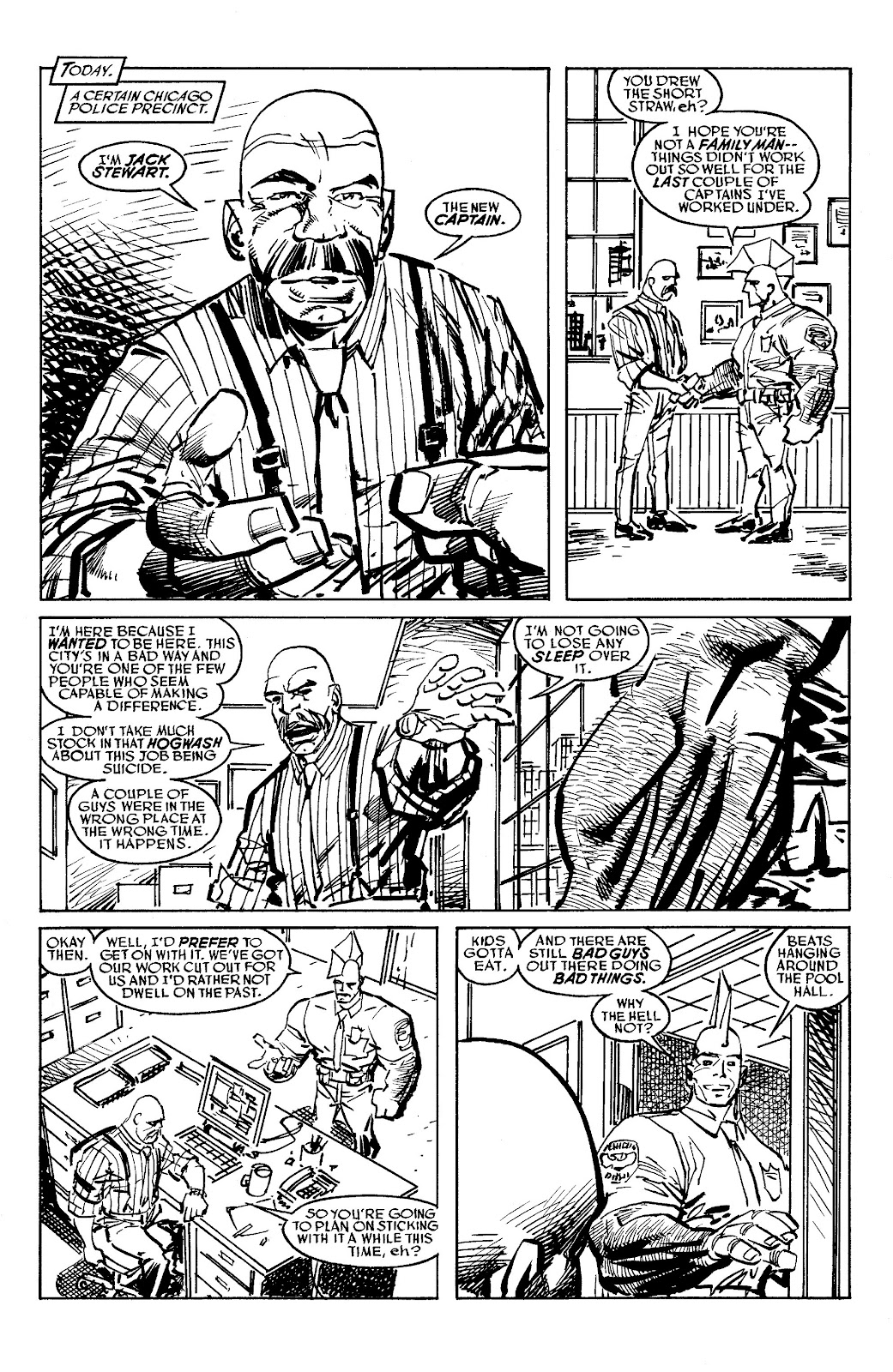 Read online Savage Dragon Archives comic -  Issue # TPB 6 (Part 5) - 68