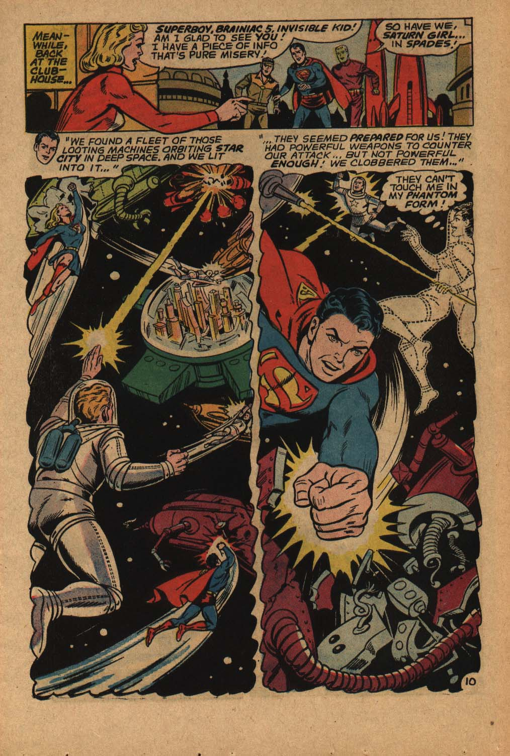 Read online Adventure Comics (1938) comic -  Issue #364 - 15