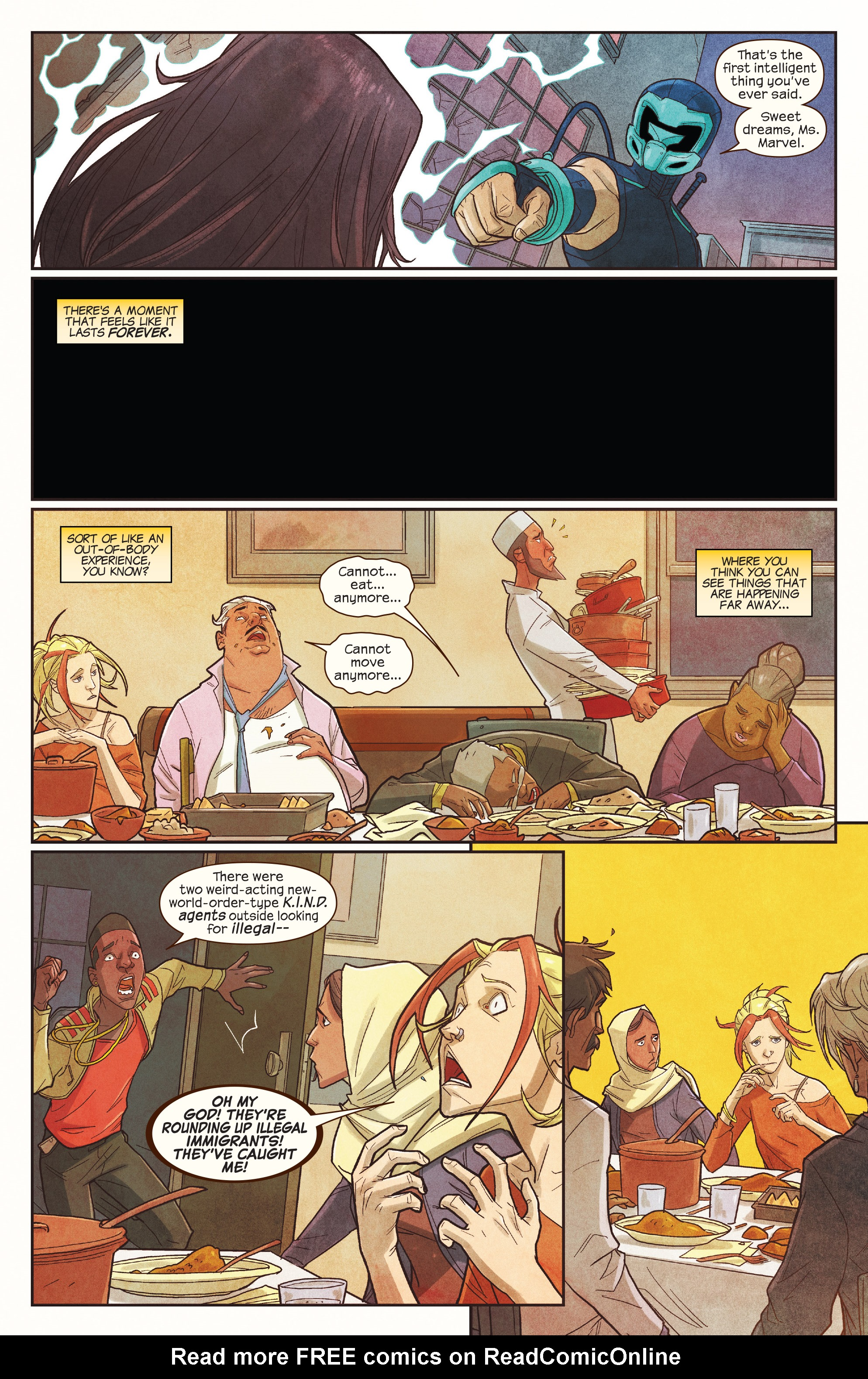 Read online Ms. Marvel (2016) comic -  Issue #19 - 20