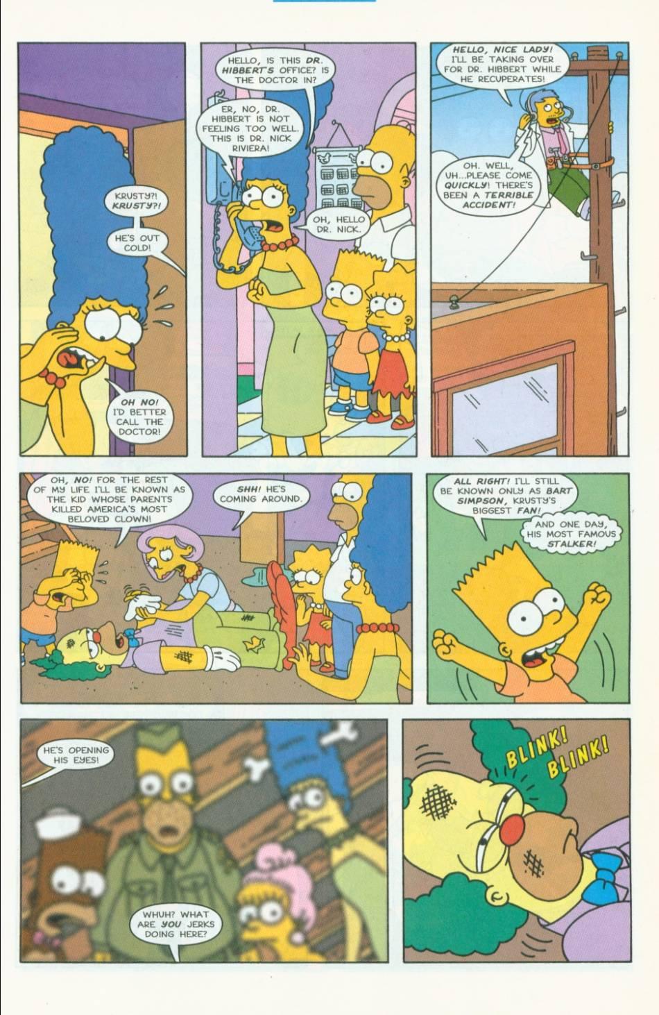 Read online Simpsons Comics comic -  Issue #40 - 6
