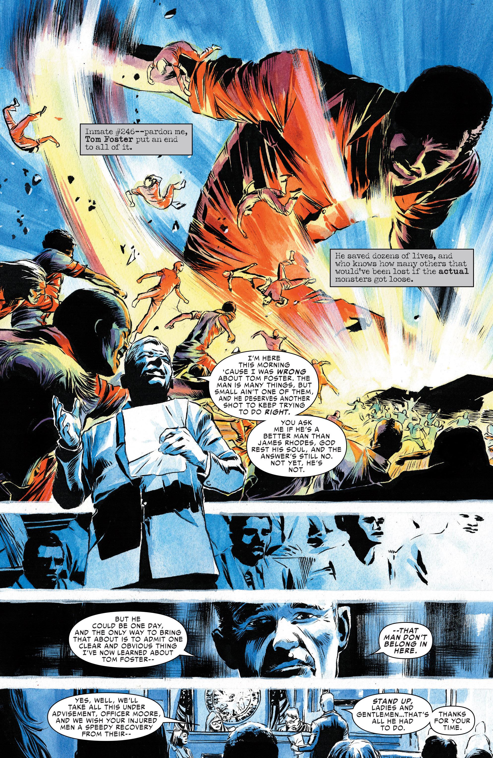 Read online Civil War II: Choosing Sides comic -  Issue #2 - 18