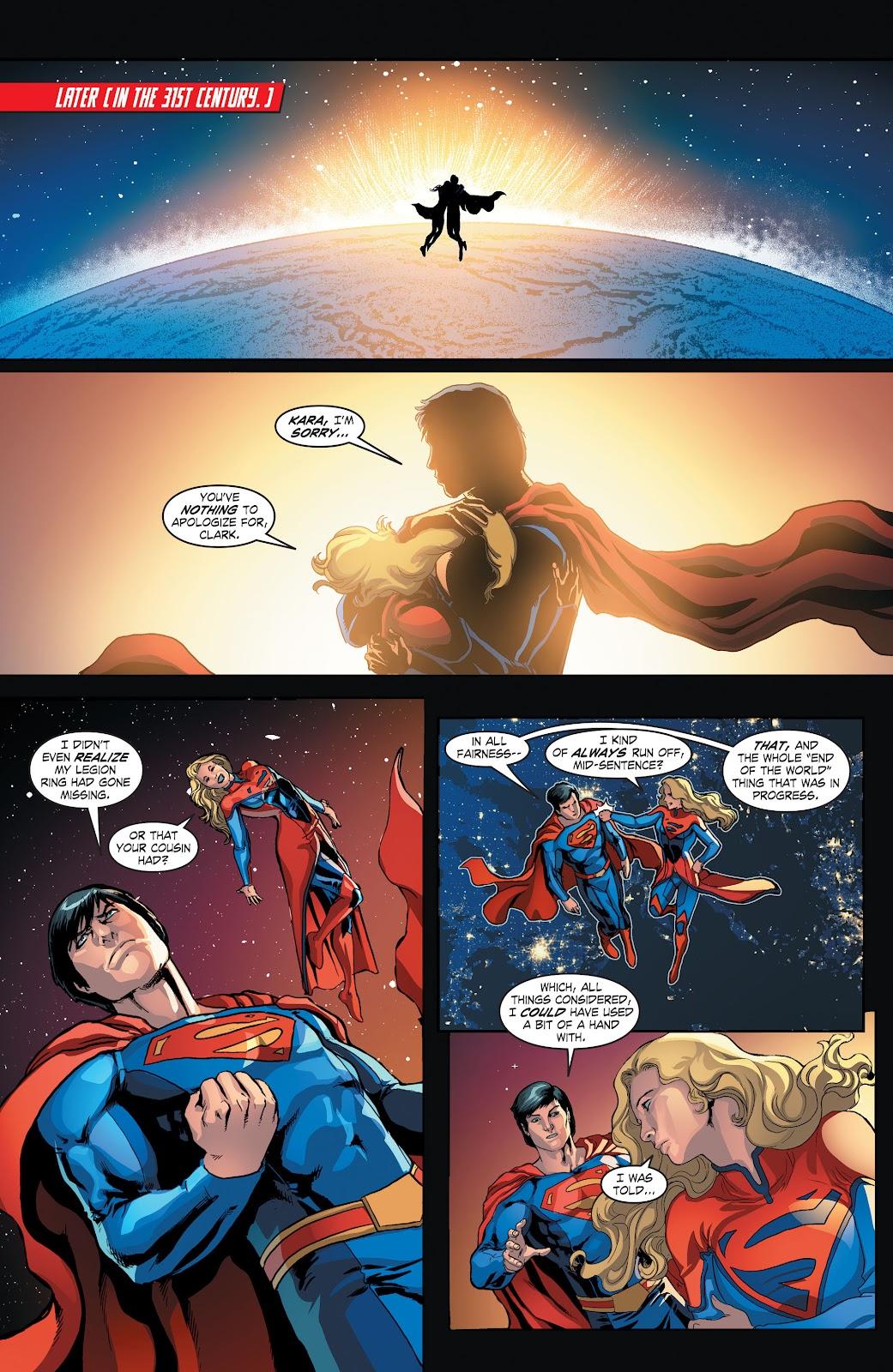 Read online Smallville Season 11 [II] comic -  Issue # TPB 4 - 39