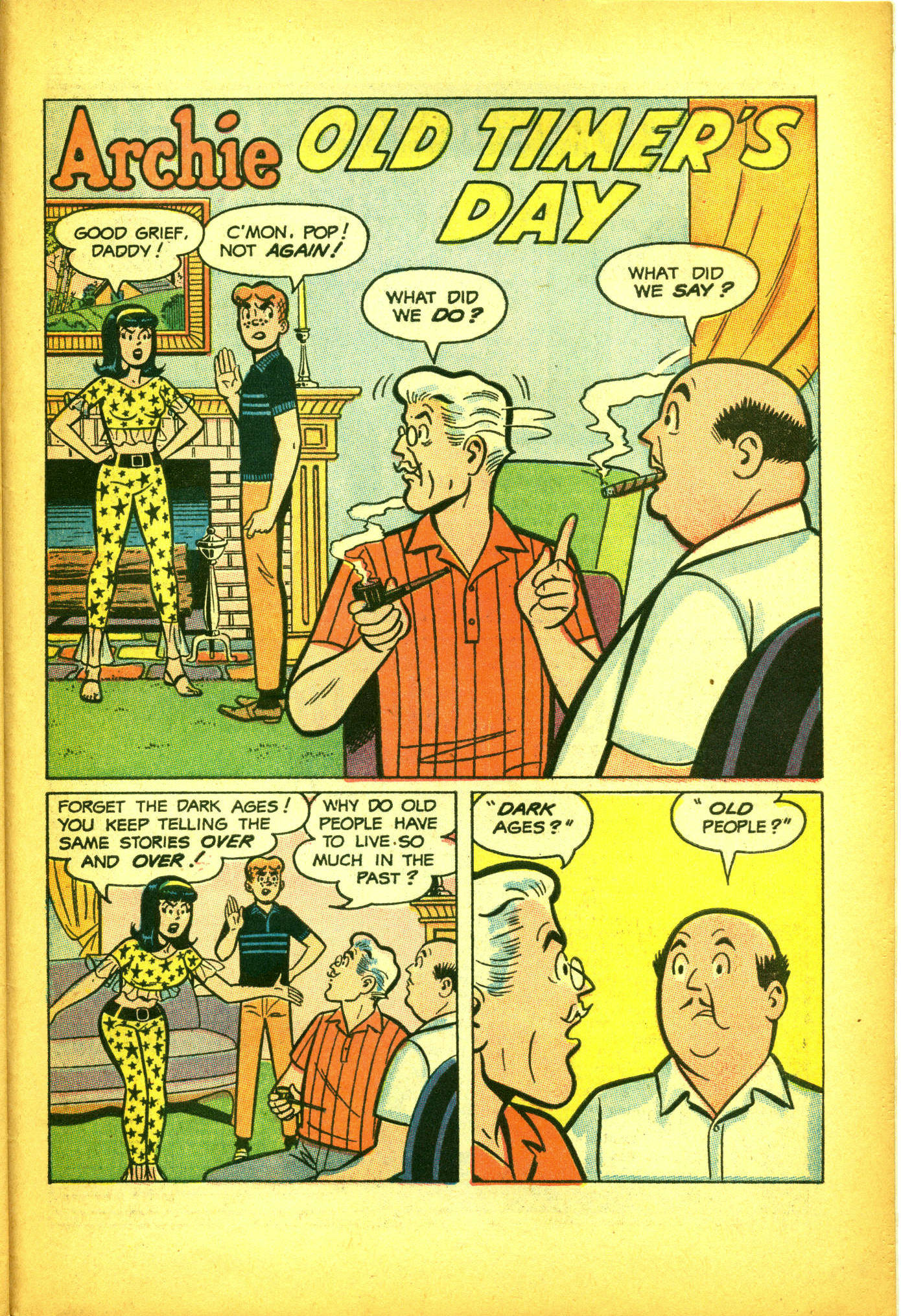 Read online Archie (1960) comic -  Issue #175 - 26