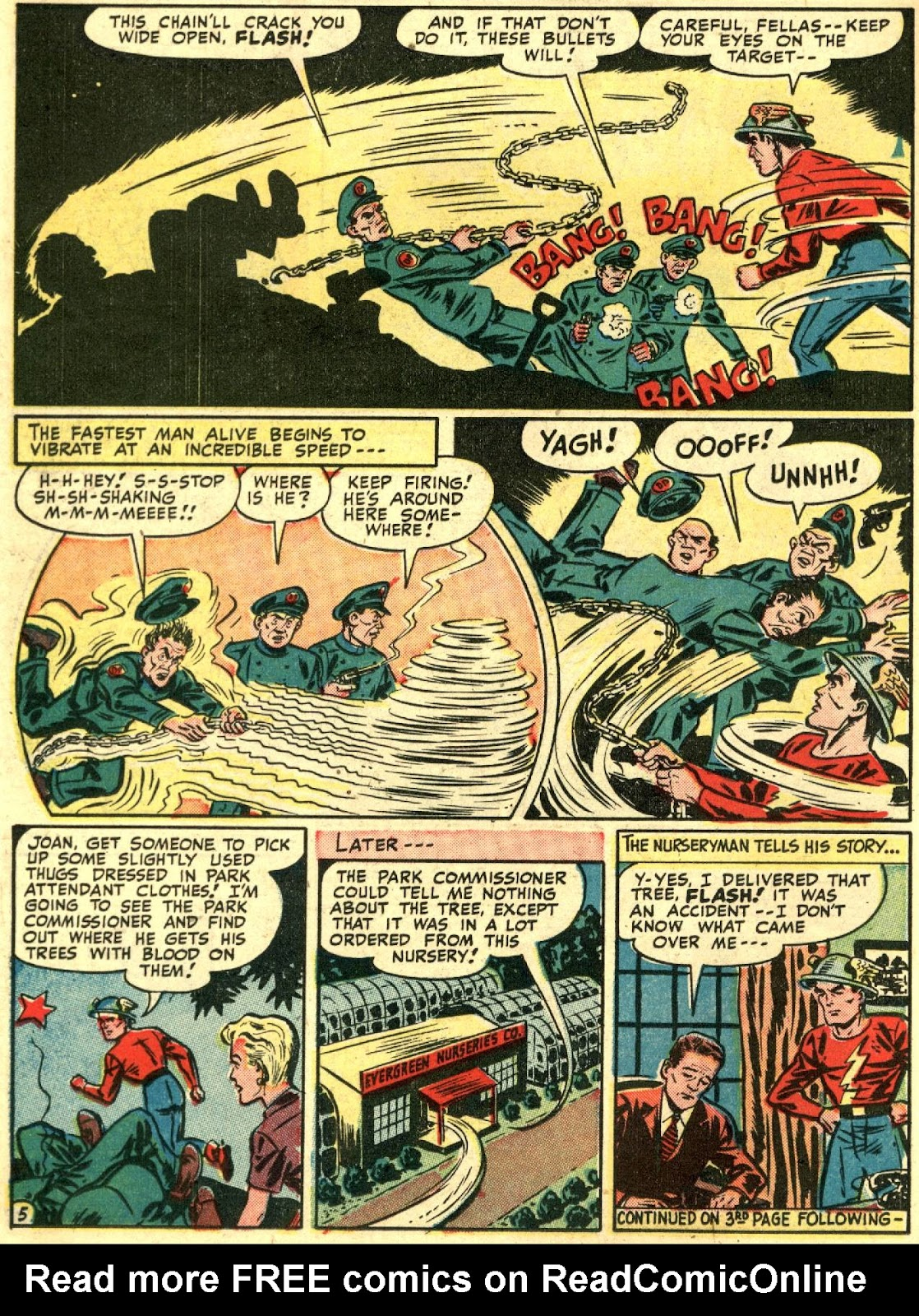 Comic Cavalcade issue 27 - Page 62