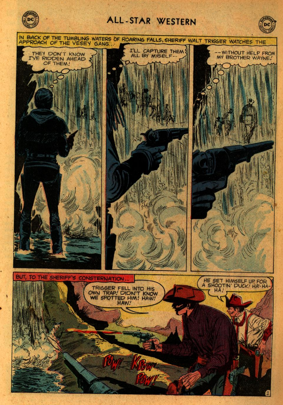 Read online All-Star Western (1951) comic -  Issue #102 - 4