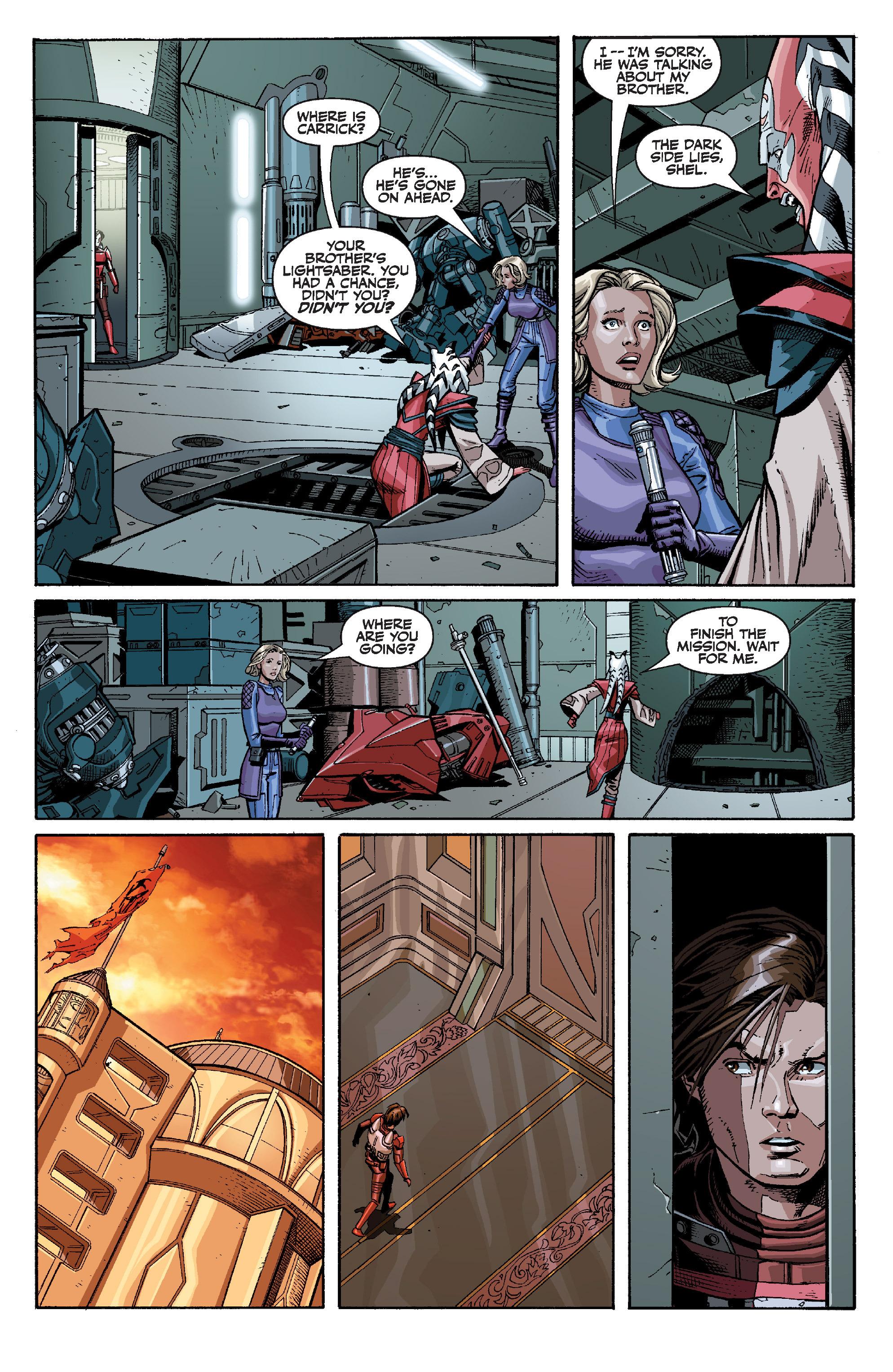 Read online Star Wars Omnibus comic -  Issue # Vol. 32 - 129