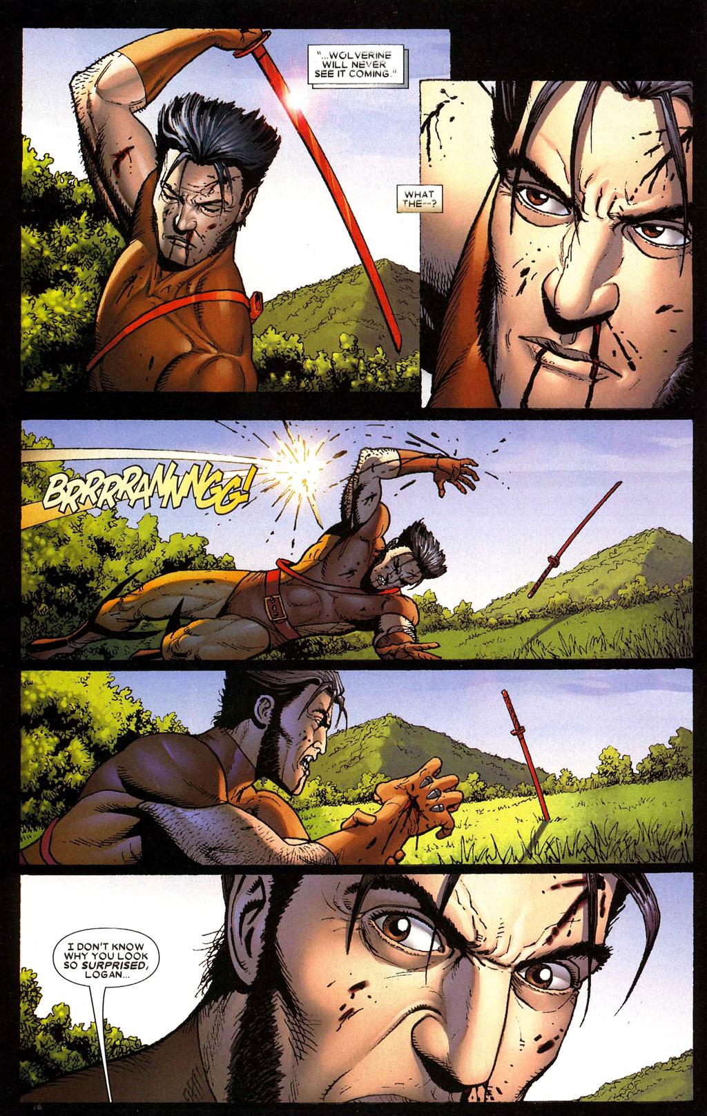 Read online Wolverine: Origins comic -  Issue #3 - 23