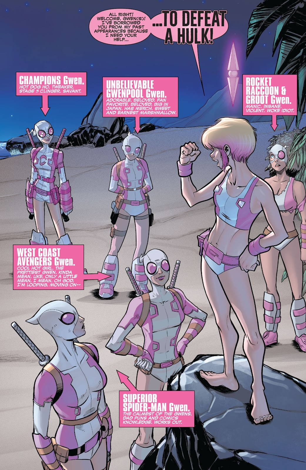Gwenpool Strikes Back issue _TPB - Page 76