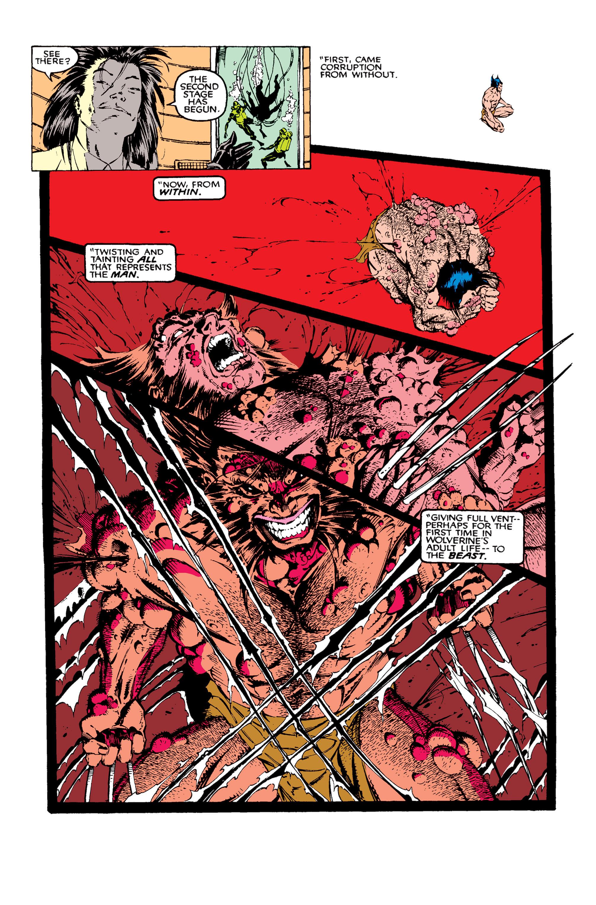 Read online Uncanny X-Men (1963) comic -  Issue #258 - 5