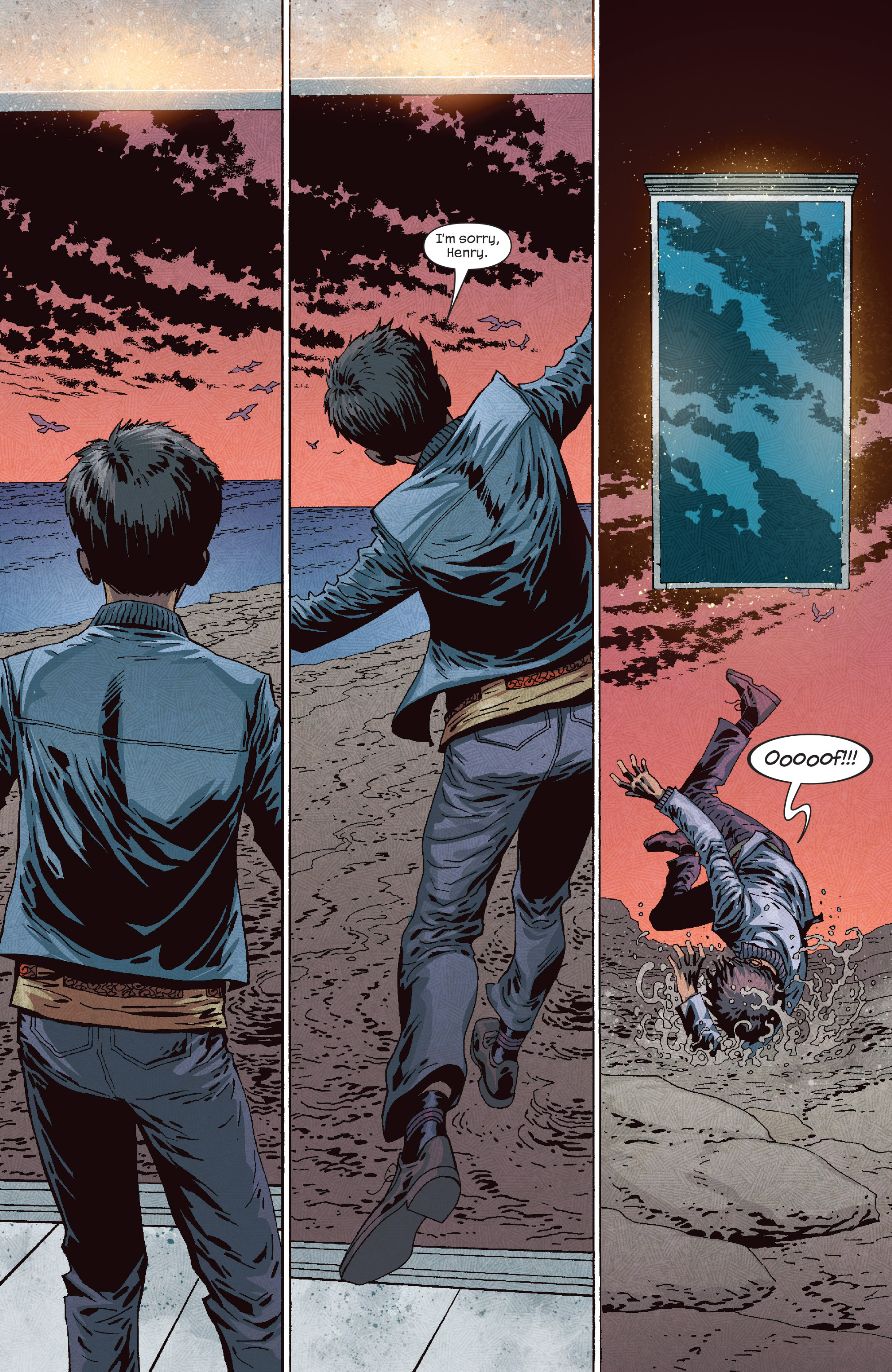 Read online Dark Tower: The Drawing of the Three - The Prisoner comic -  Issue #5 - 18