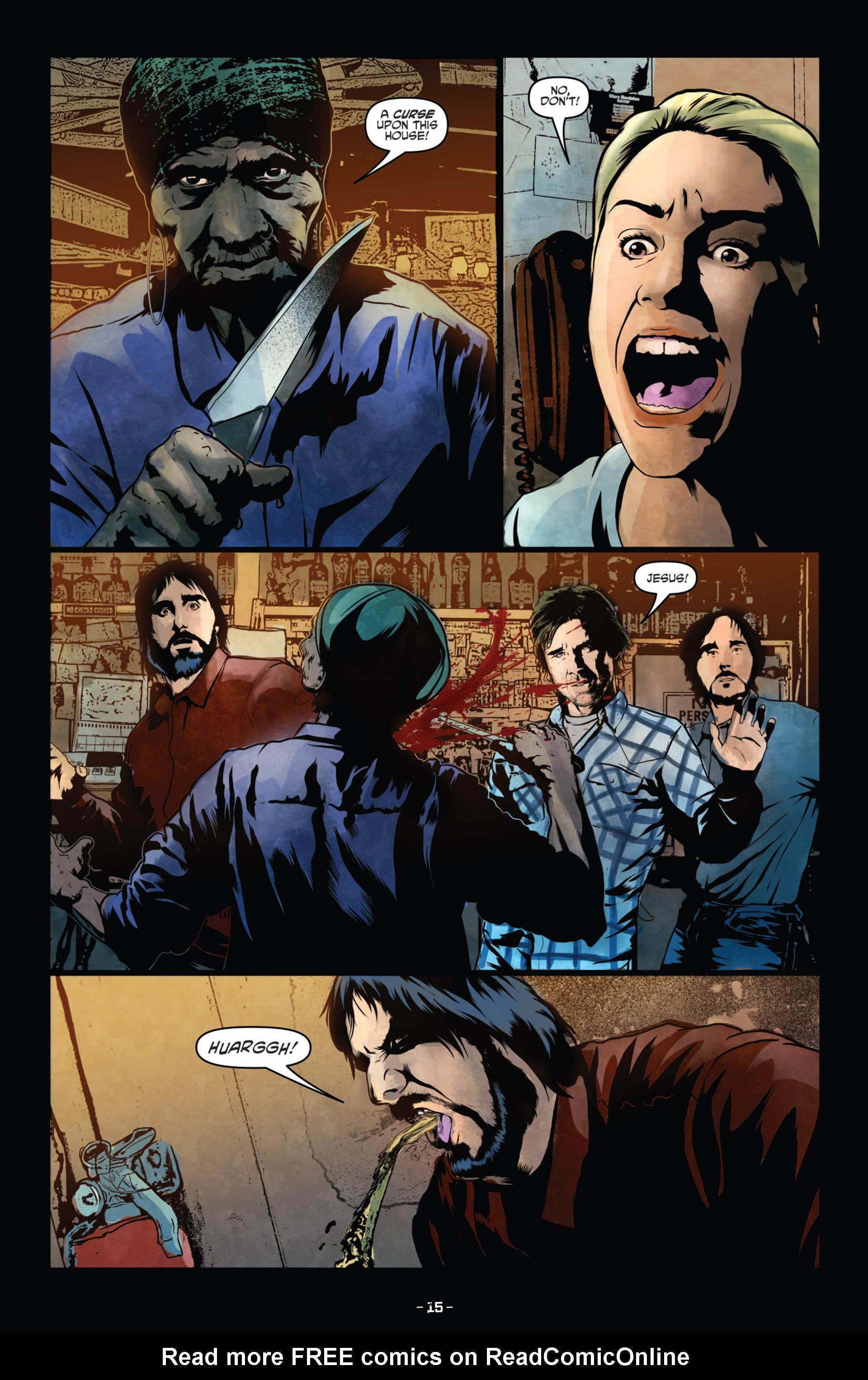 Read online True Blood (2012) comic -  Issue #11 - 18