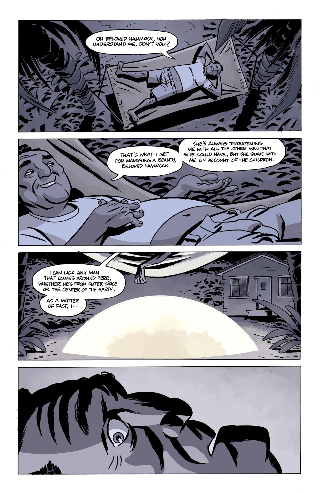 Read online The Twilight Children comic -  Issue #2 - 5