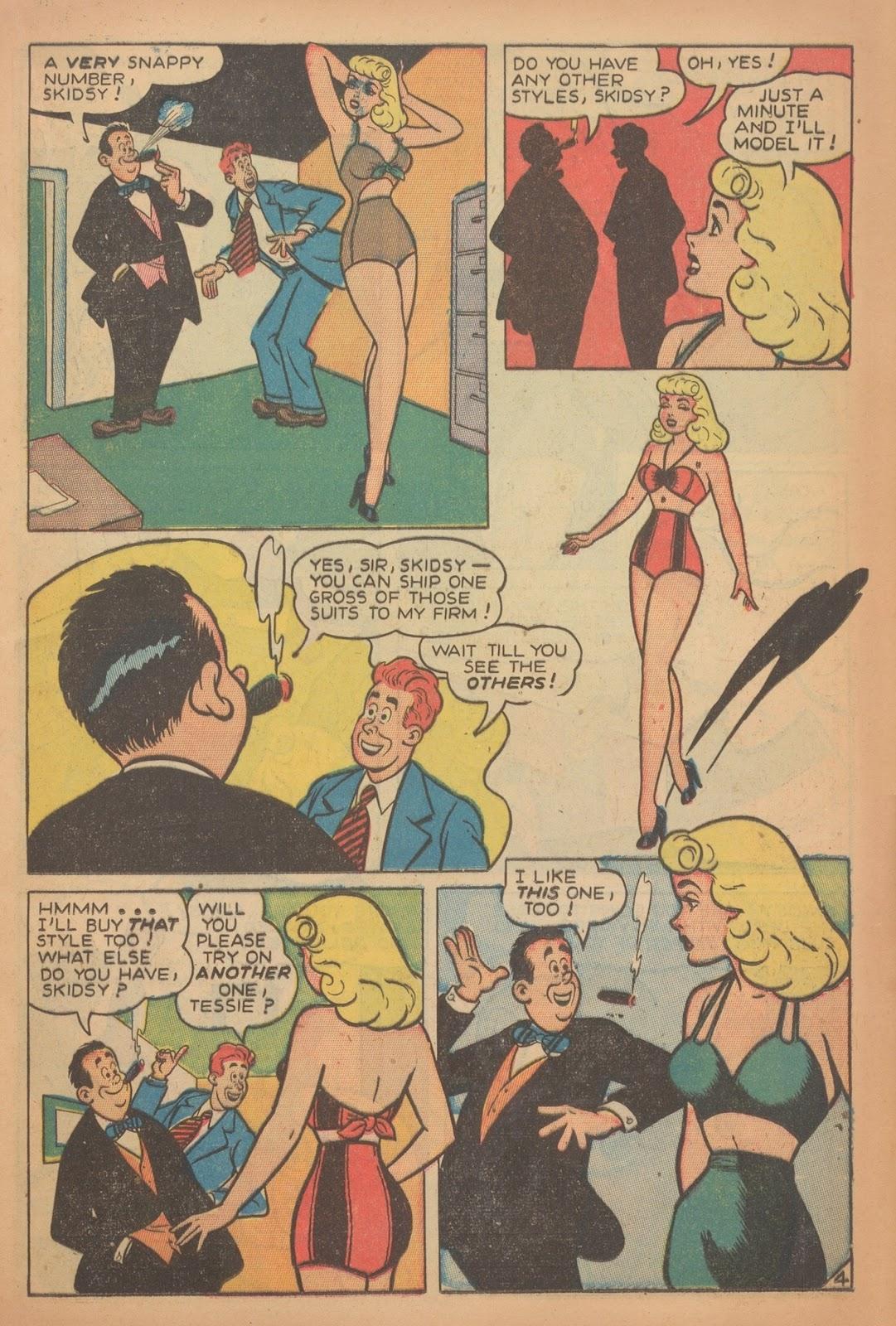 Read online Gay Comics comic -  Issue #33 - 23