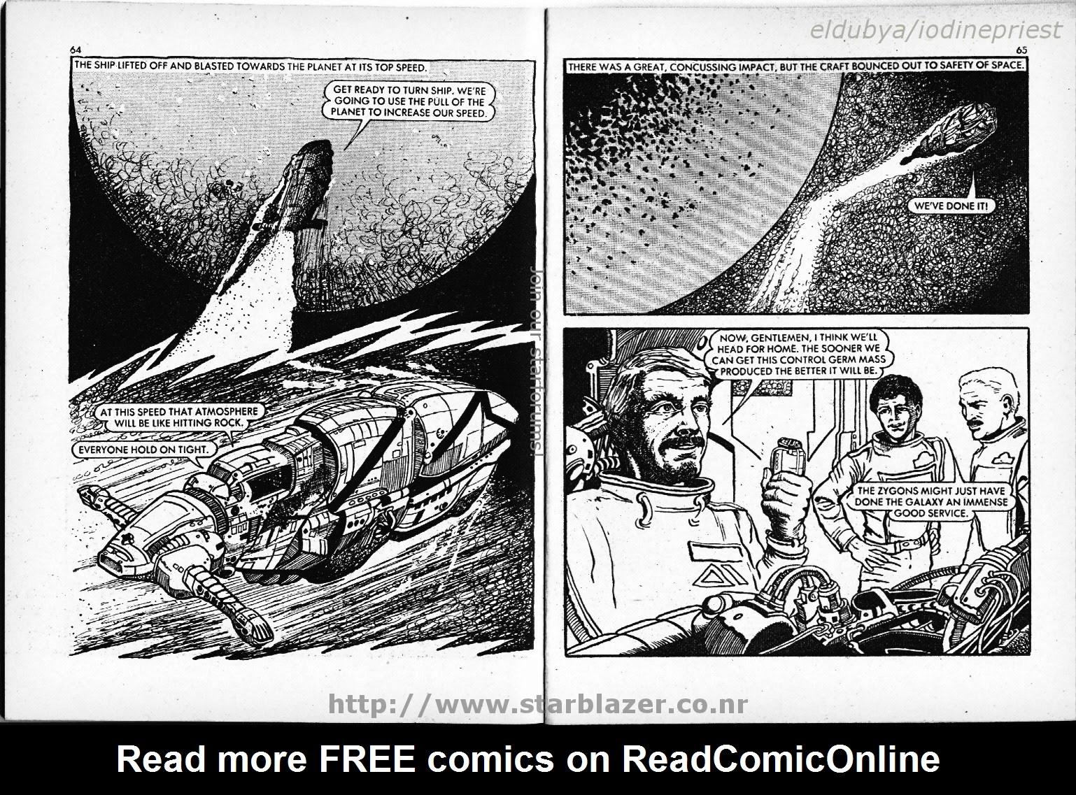Starblazer issue 70 - Page 34