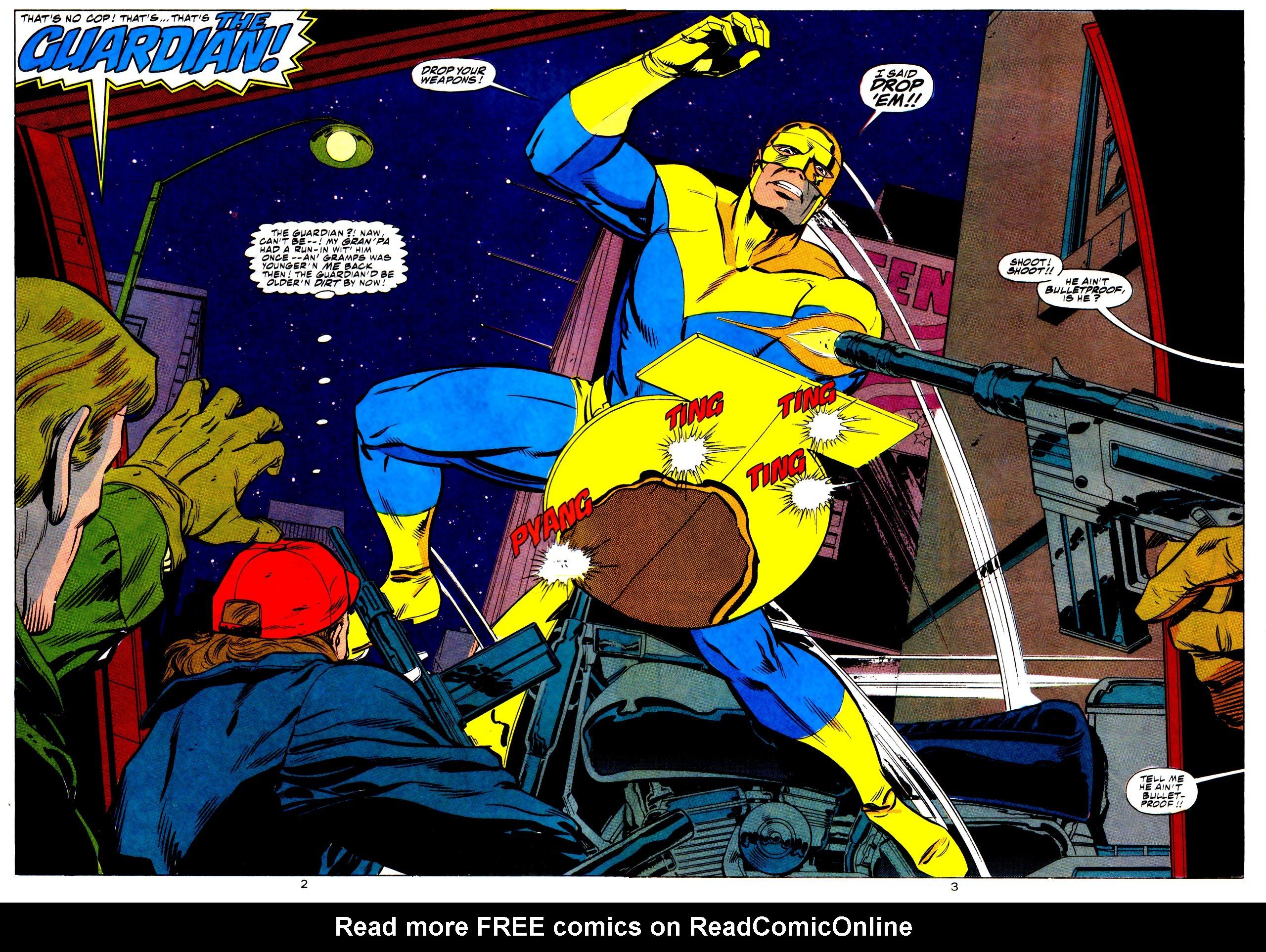 Action Comics (1938) 686 Page 3