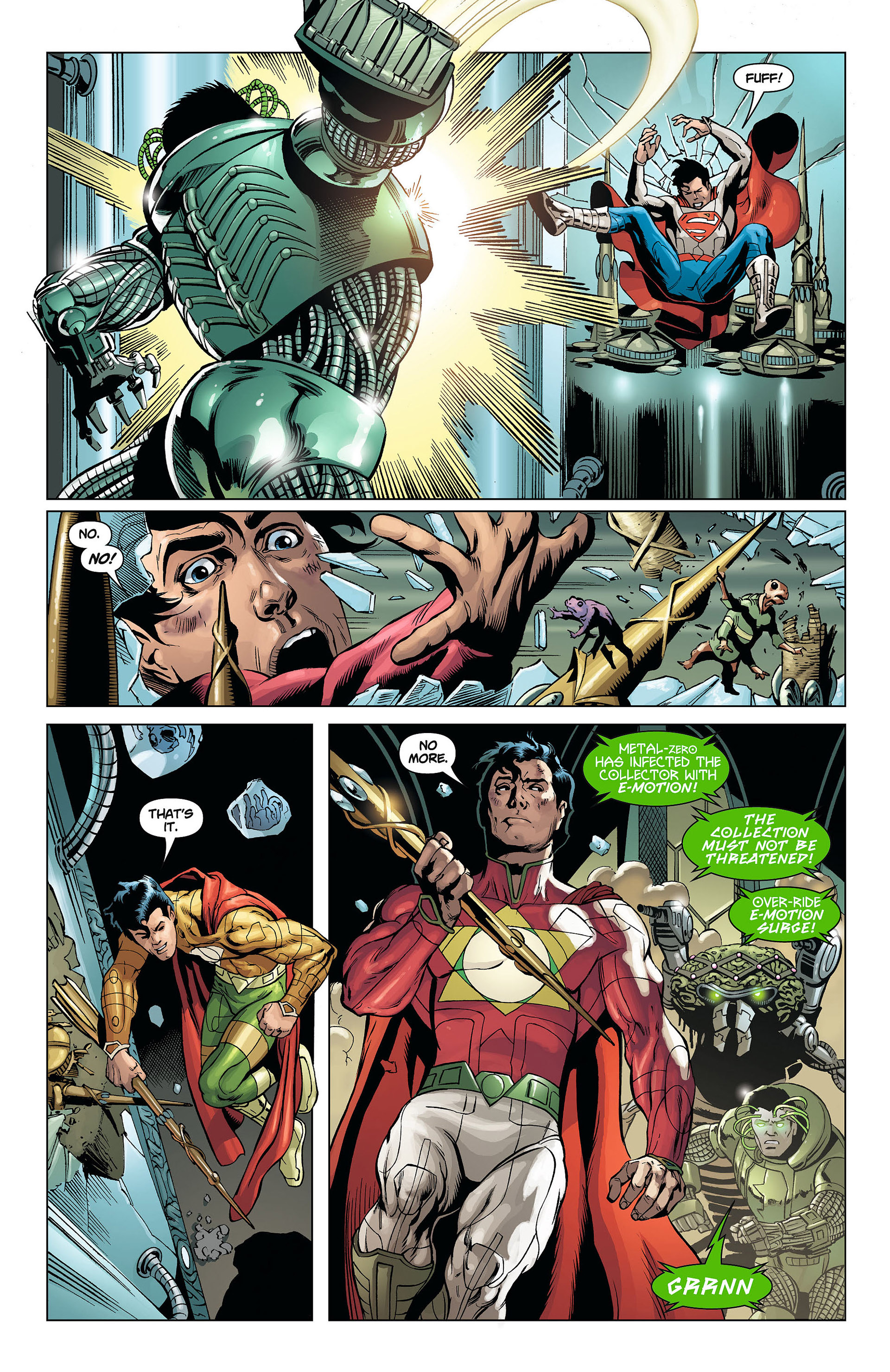 Read online Action Comics (2011) comic -  Issue #8 - 11