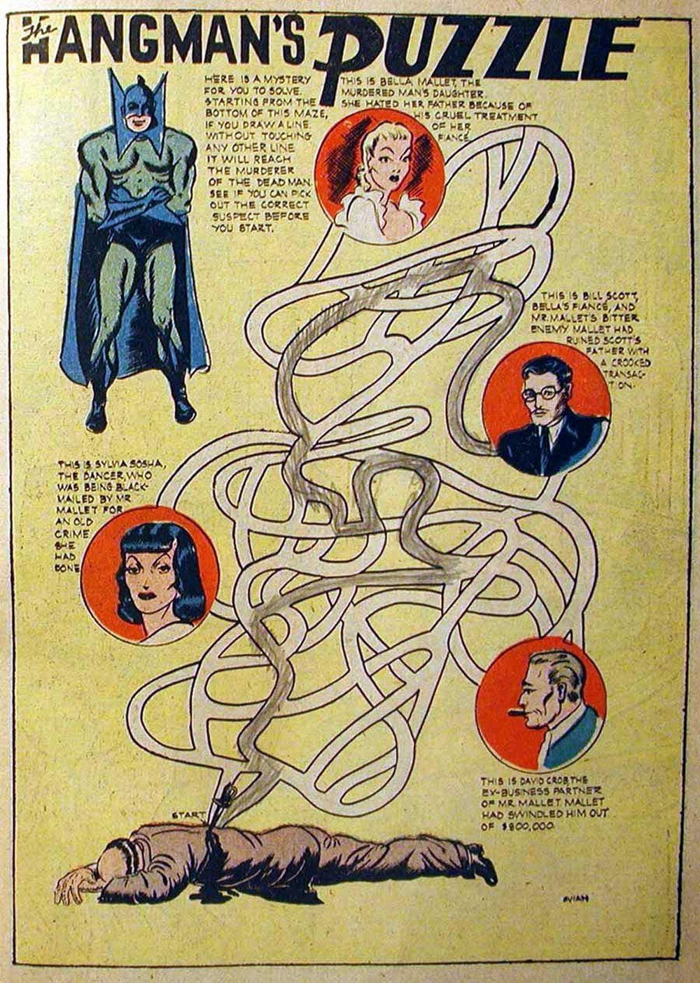 Hangman Comics issue 5 - Page 45