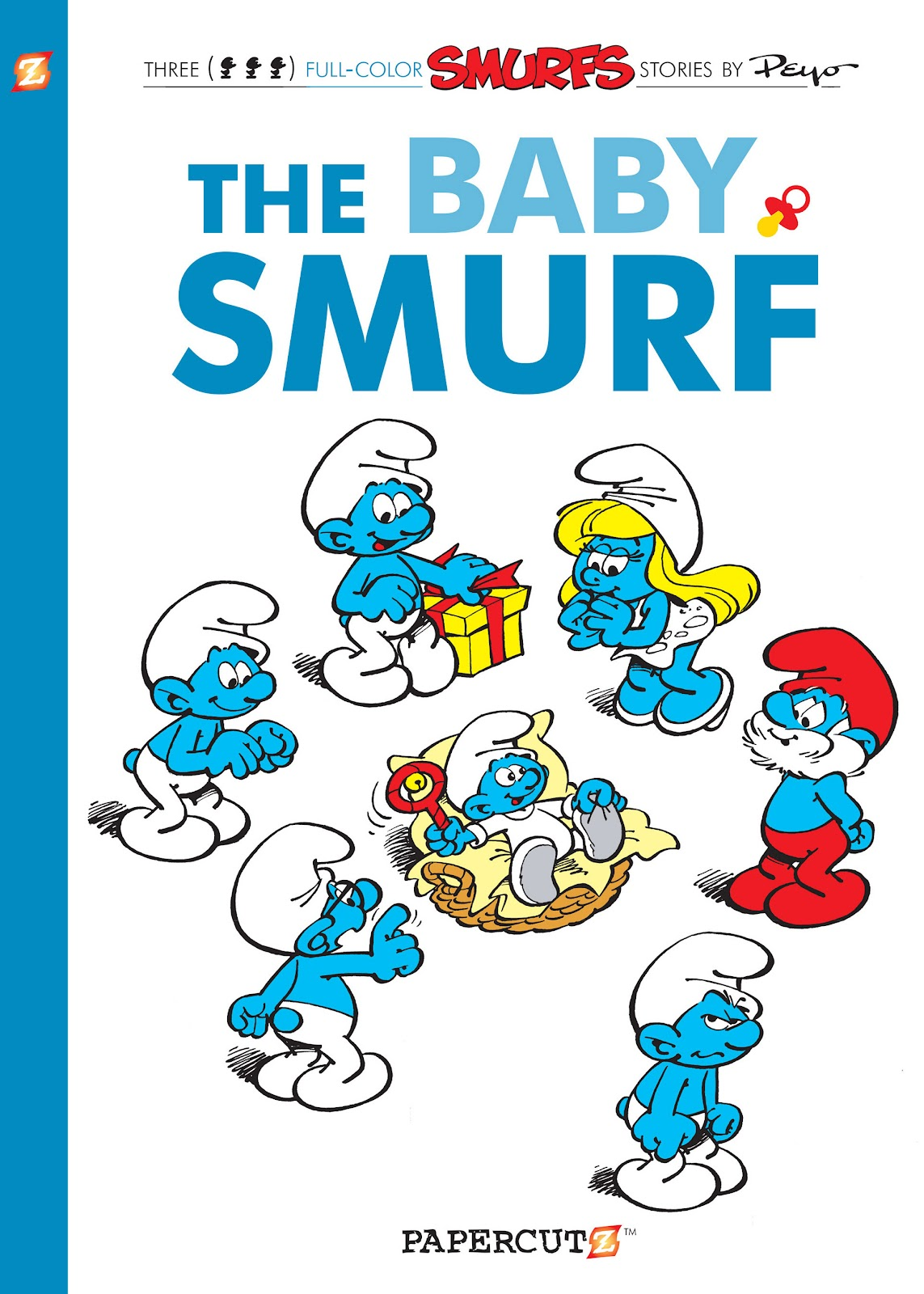Read online The Smurfs comic -  Issue #14 - 1