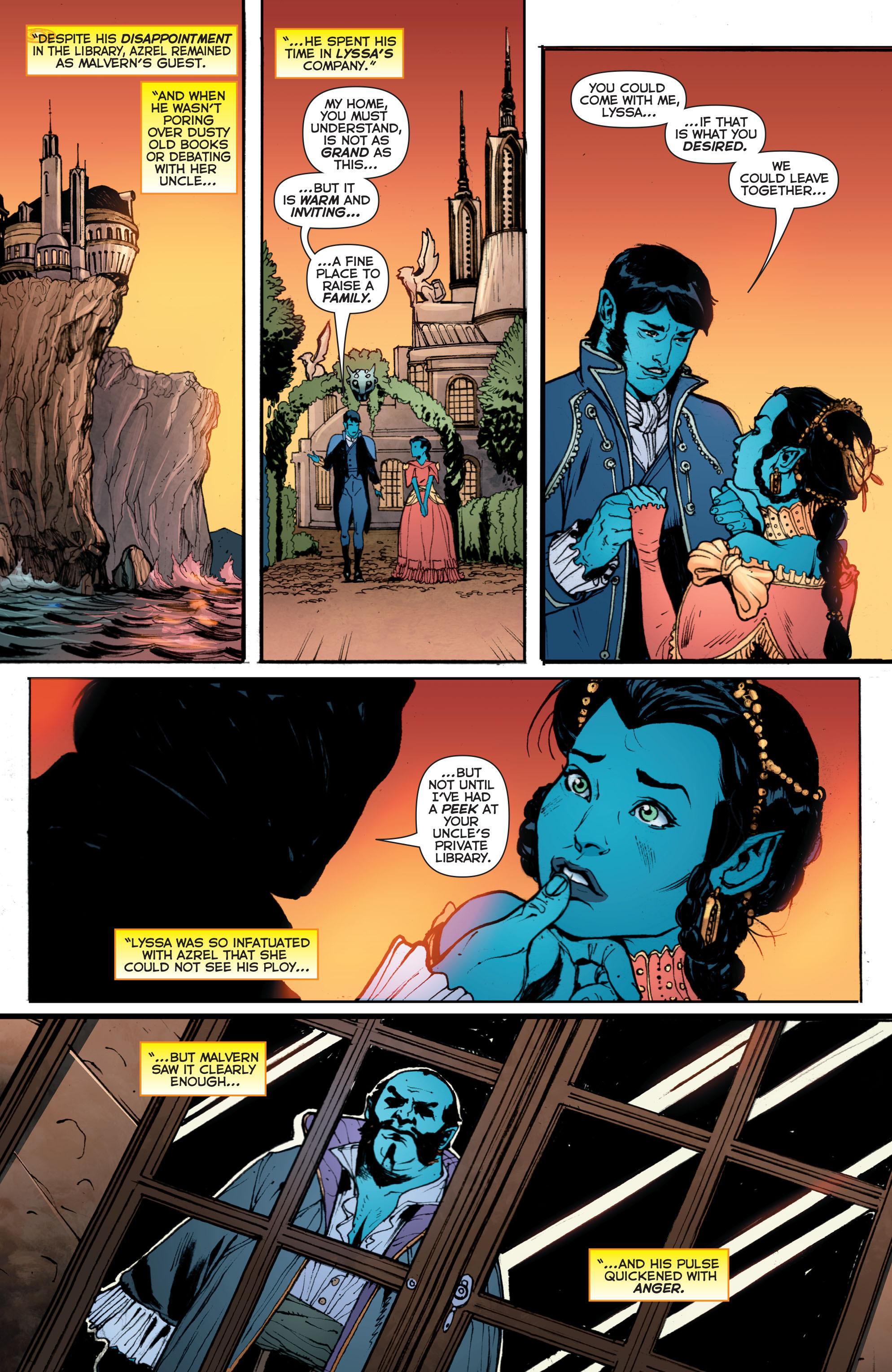 Read online Sinestro comic -  Issue # Annual 1 - 16