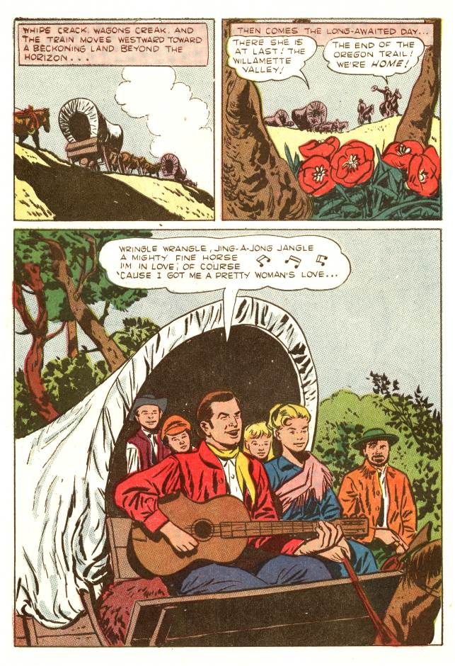 Four Color Comics issue 821 - Page 33