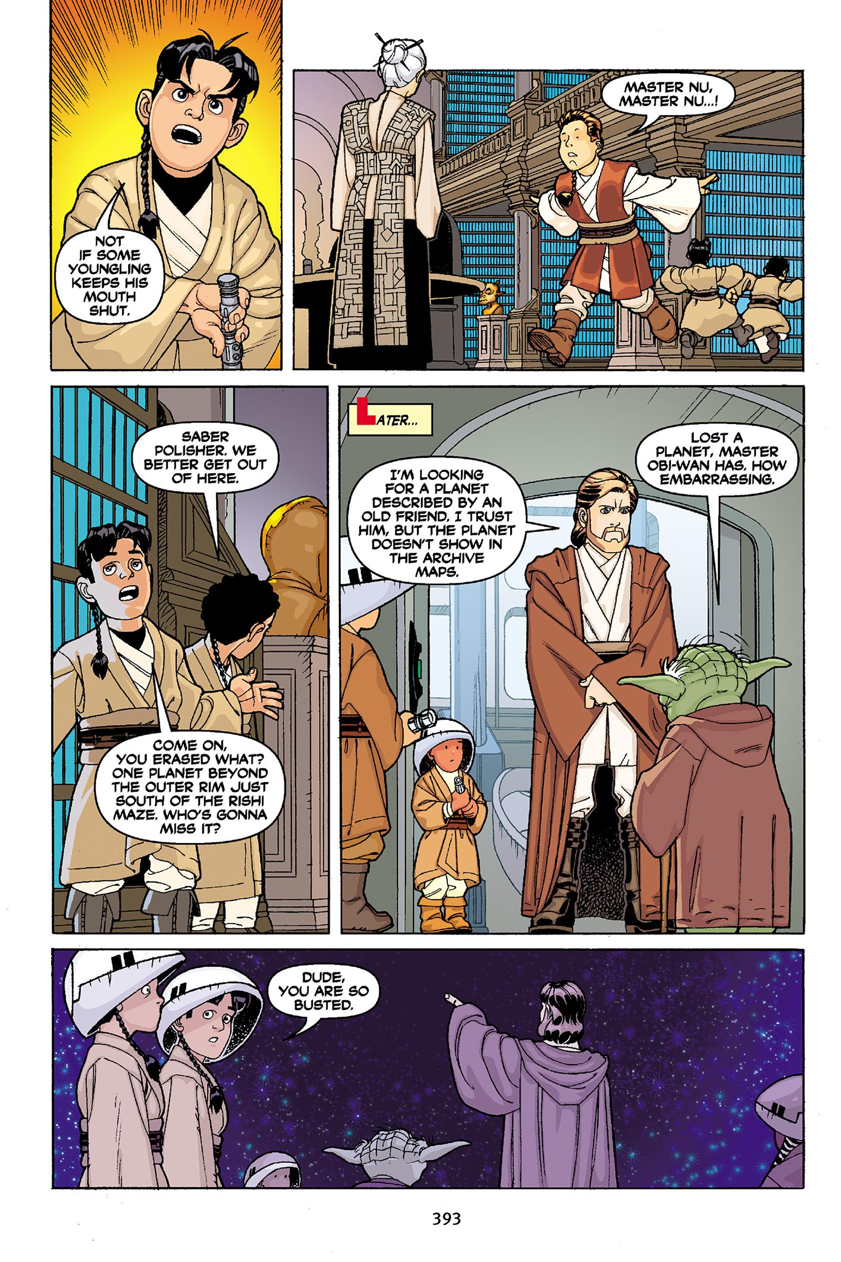 Read online Star Wars Omnibus comic -  Issue # Vol. 30 - 384