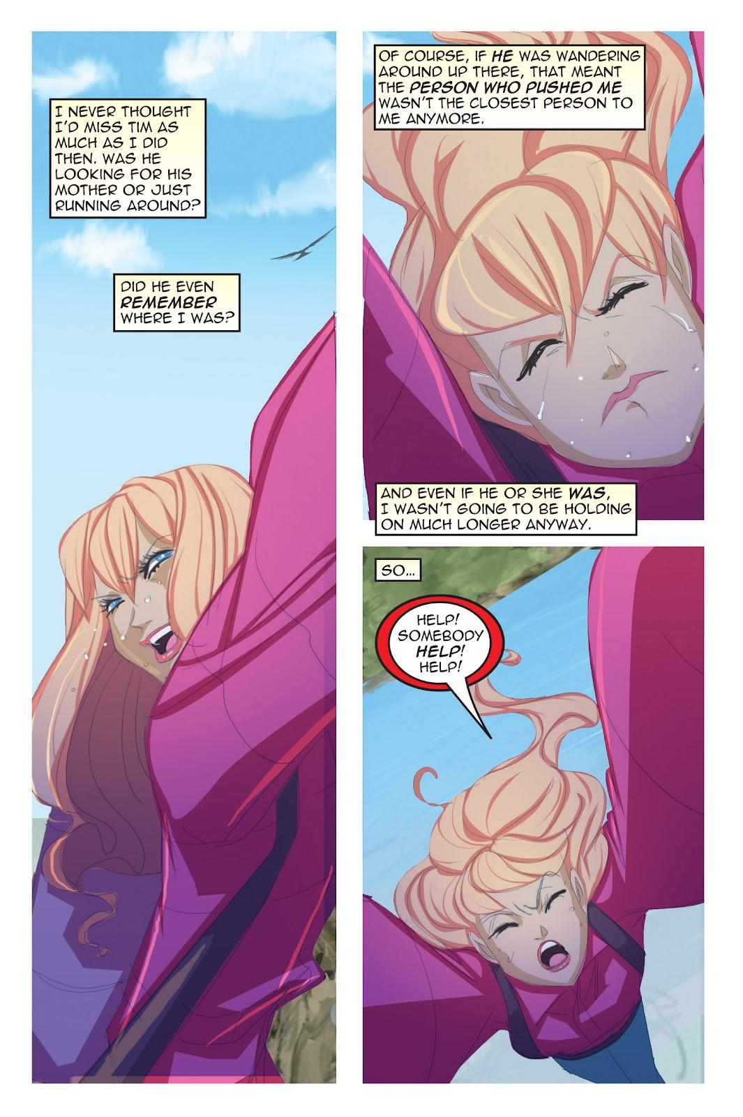 Read online Nancy Drew comic -  Issue #19 - 47