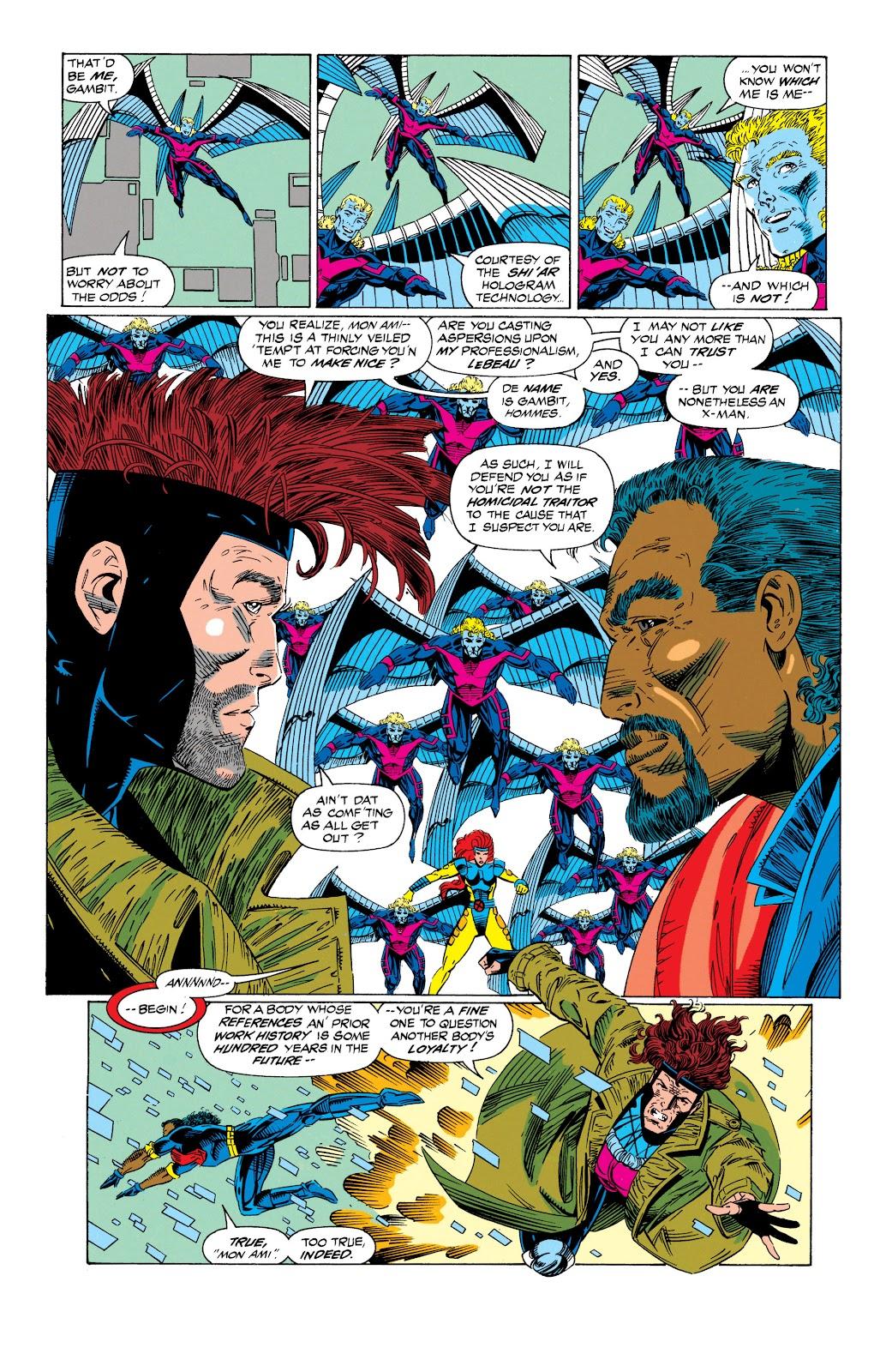 Uncanny X-Men (1963) issue 298 - Page 7