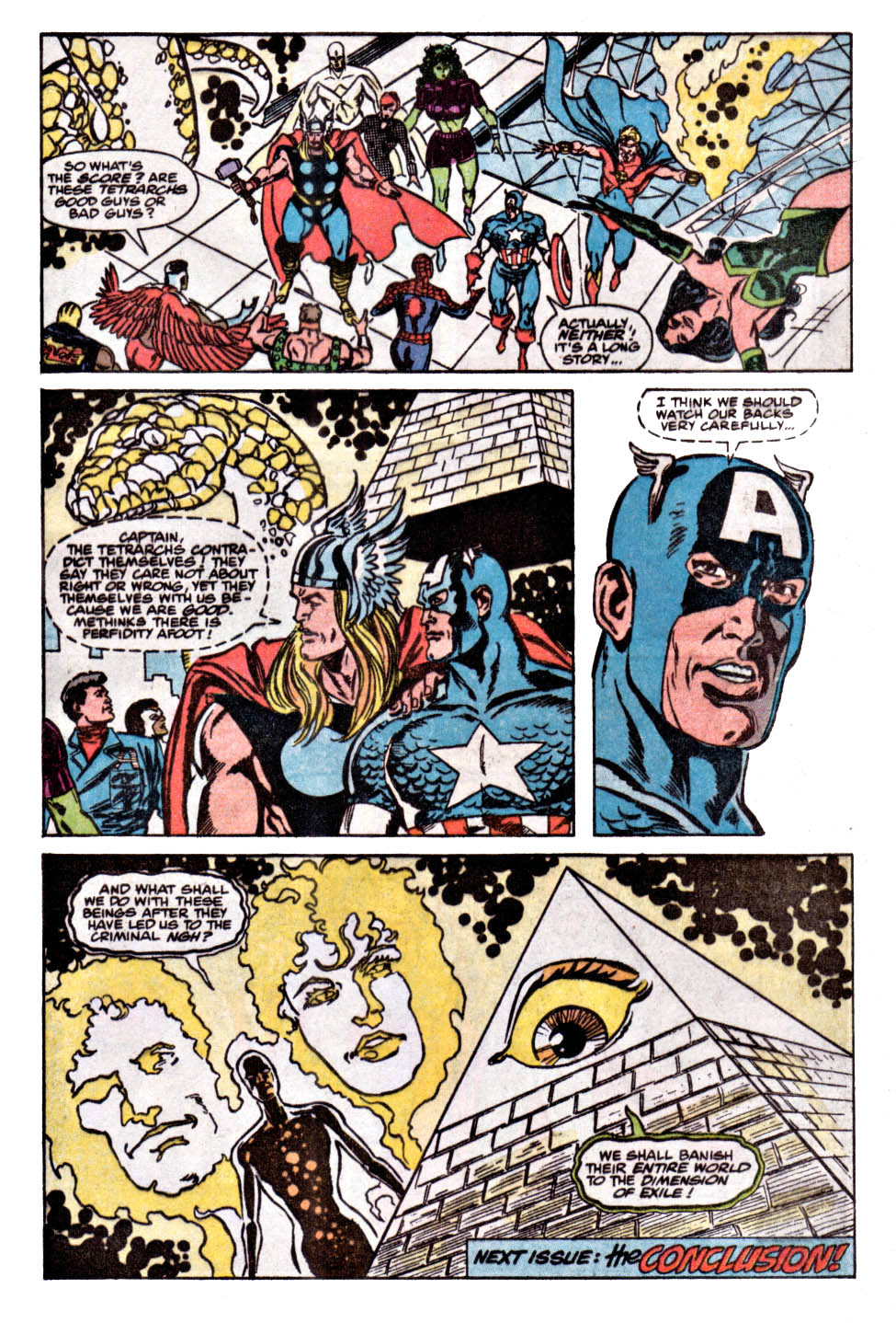The Avengers (1963) 330 Page 22