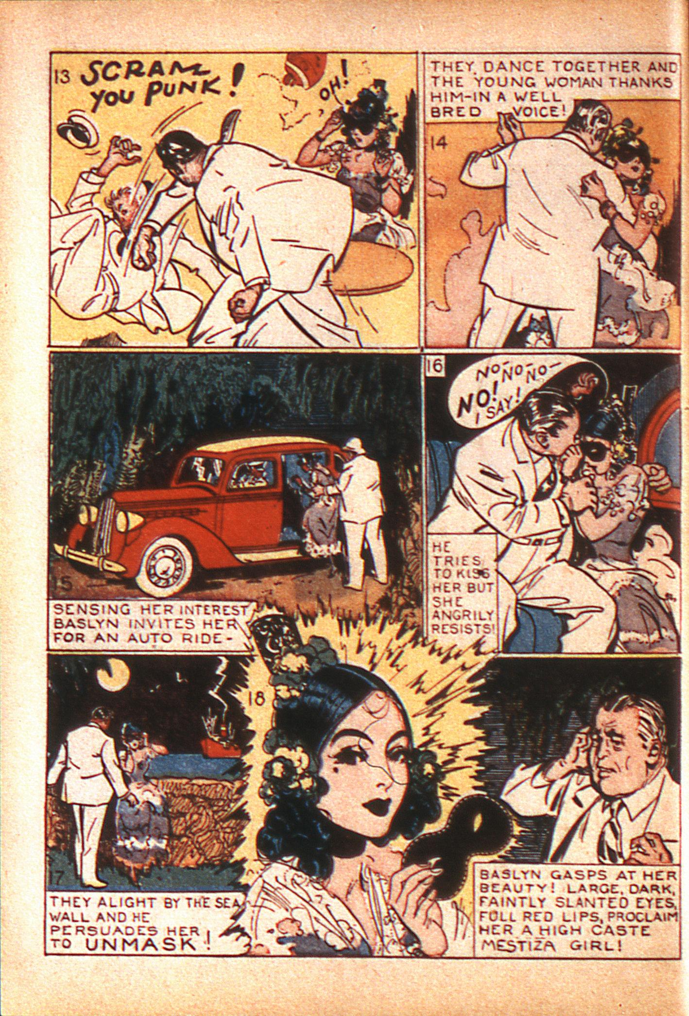 Read online Adventure Comics (1938) comic -  Issue #8 - 19