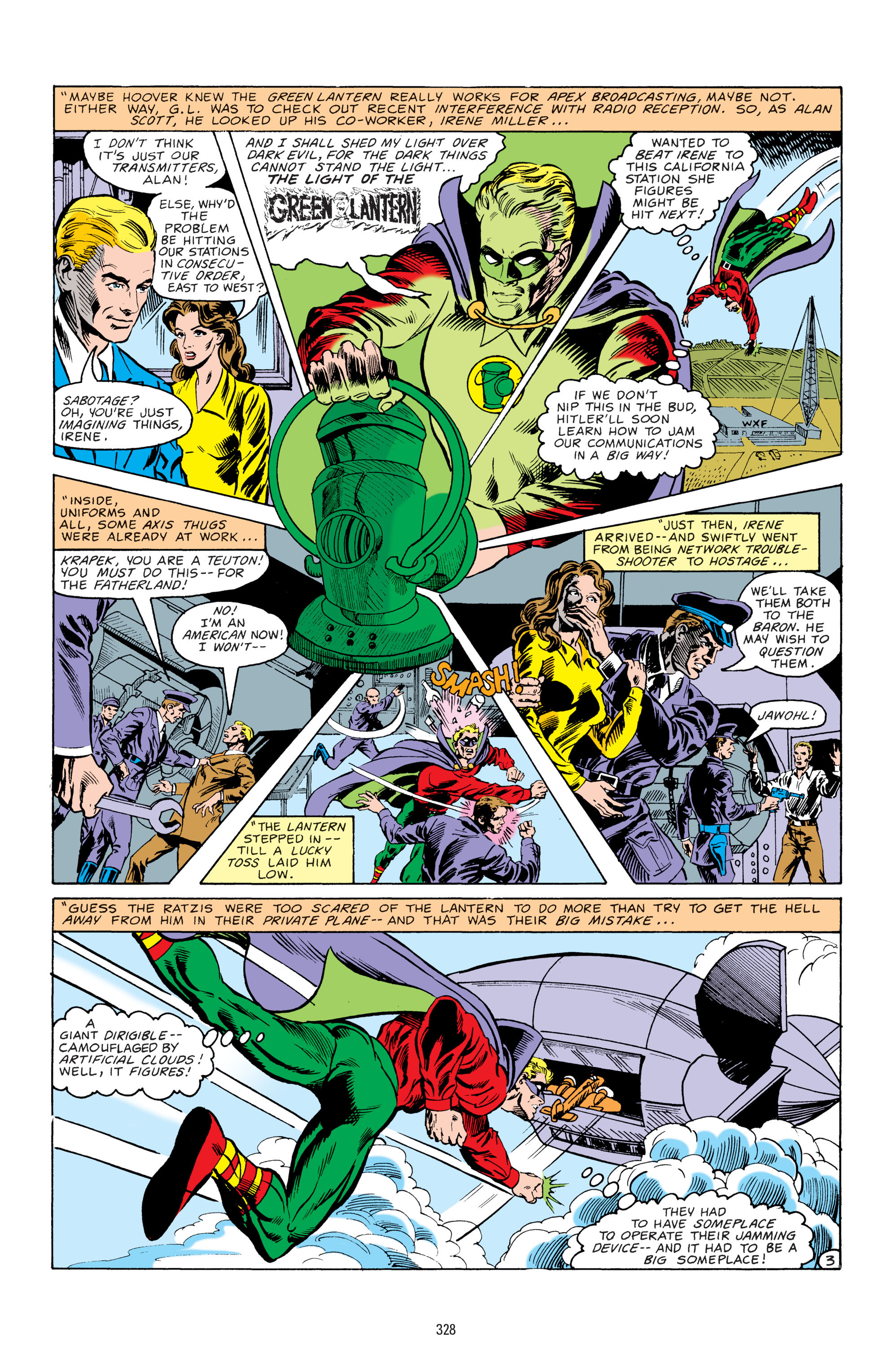 Read online All-Star Squadron comic -  Issue #67 - 4