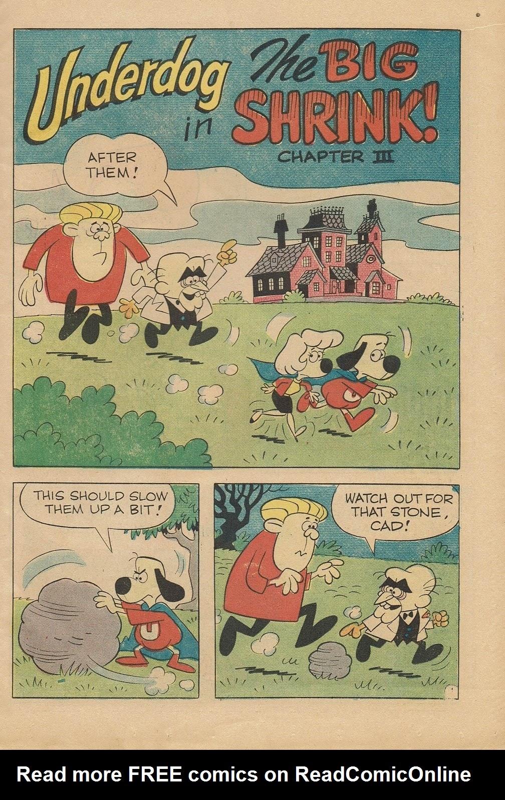 Underdog (1970) issue 6 - Page 15