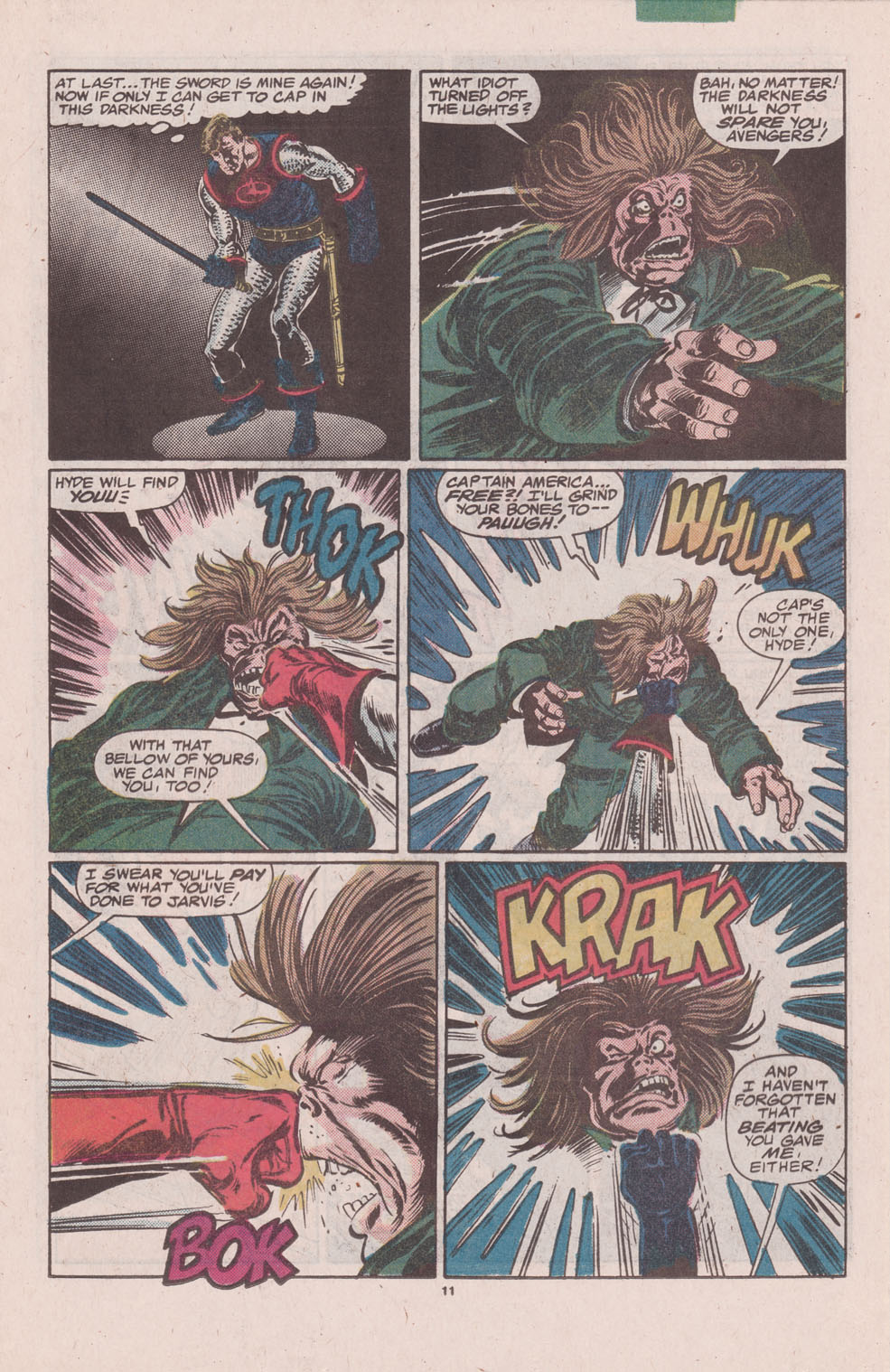 The Avengers (1963) 276 Page 11