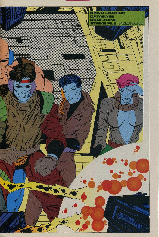Read online Avengers Strike File comic -  Issue # Full - 16