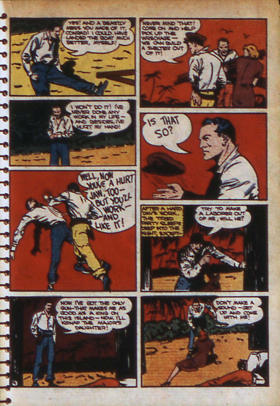 Read online Adventure Comics (1938) comic -  Issue #56 - 52