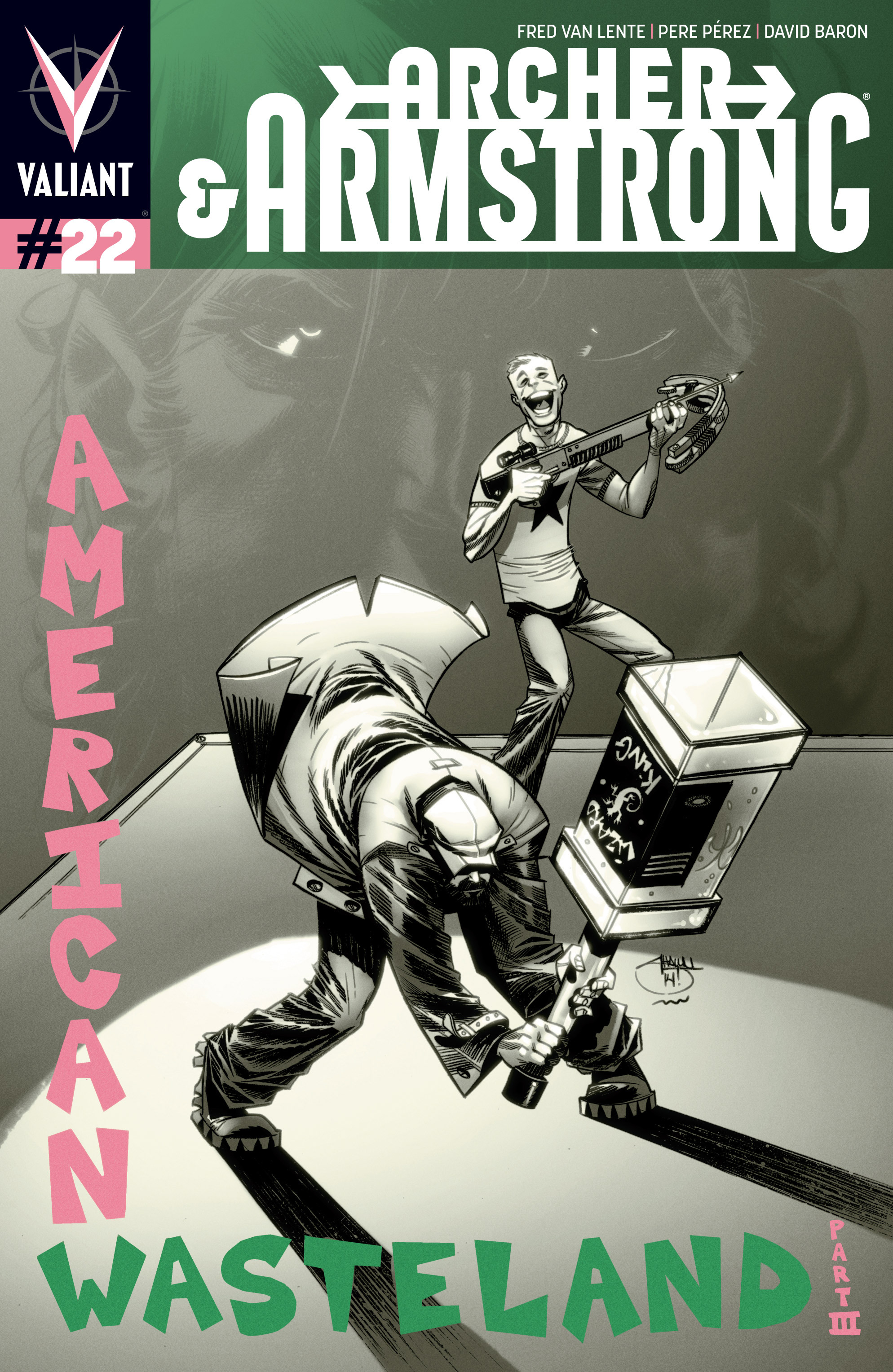 Read online Archer and Armstrong comic -  Issue #Archer and Armstrong _TPB 6 - 49
