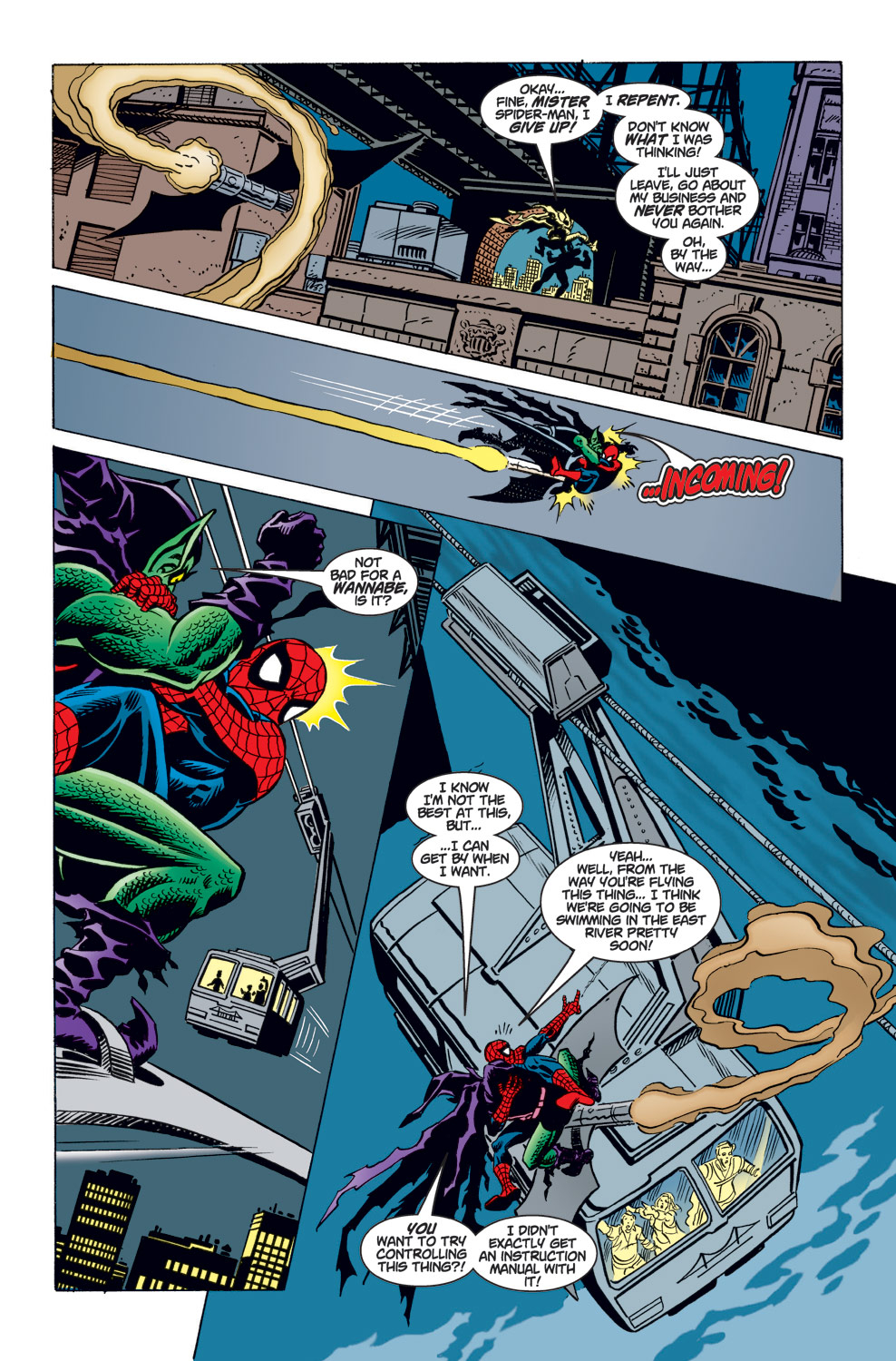 The Amazing Spider-Man (1999) 18 Page 19